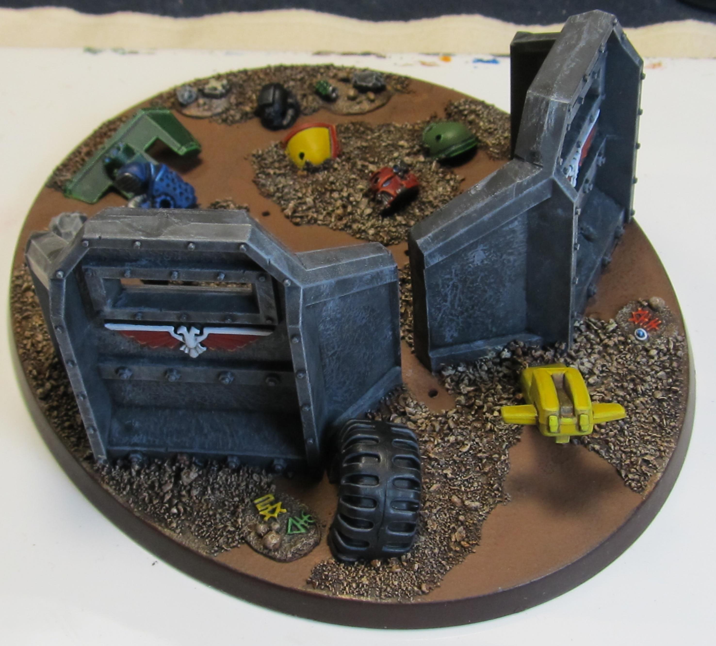 Stormraven Base front WIP 4