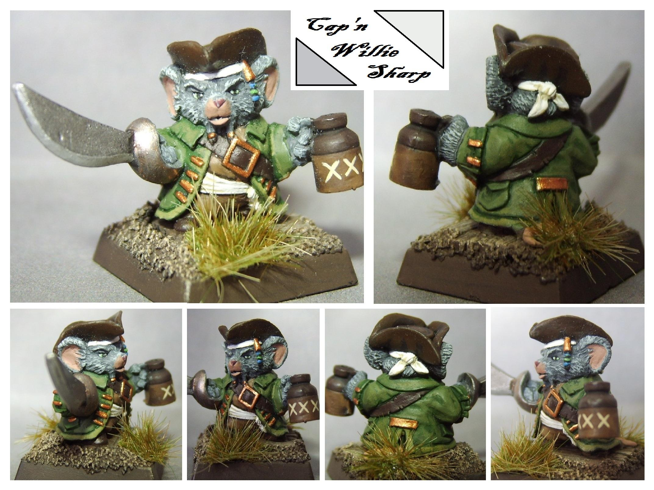 Animals, Mouse, Reaper, Reaper Miniatures