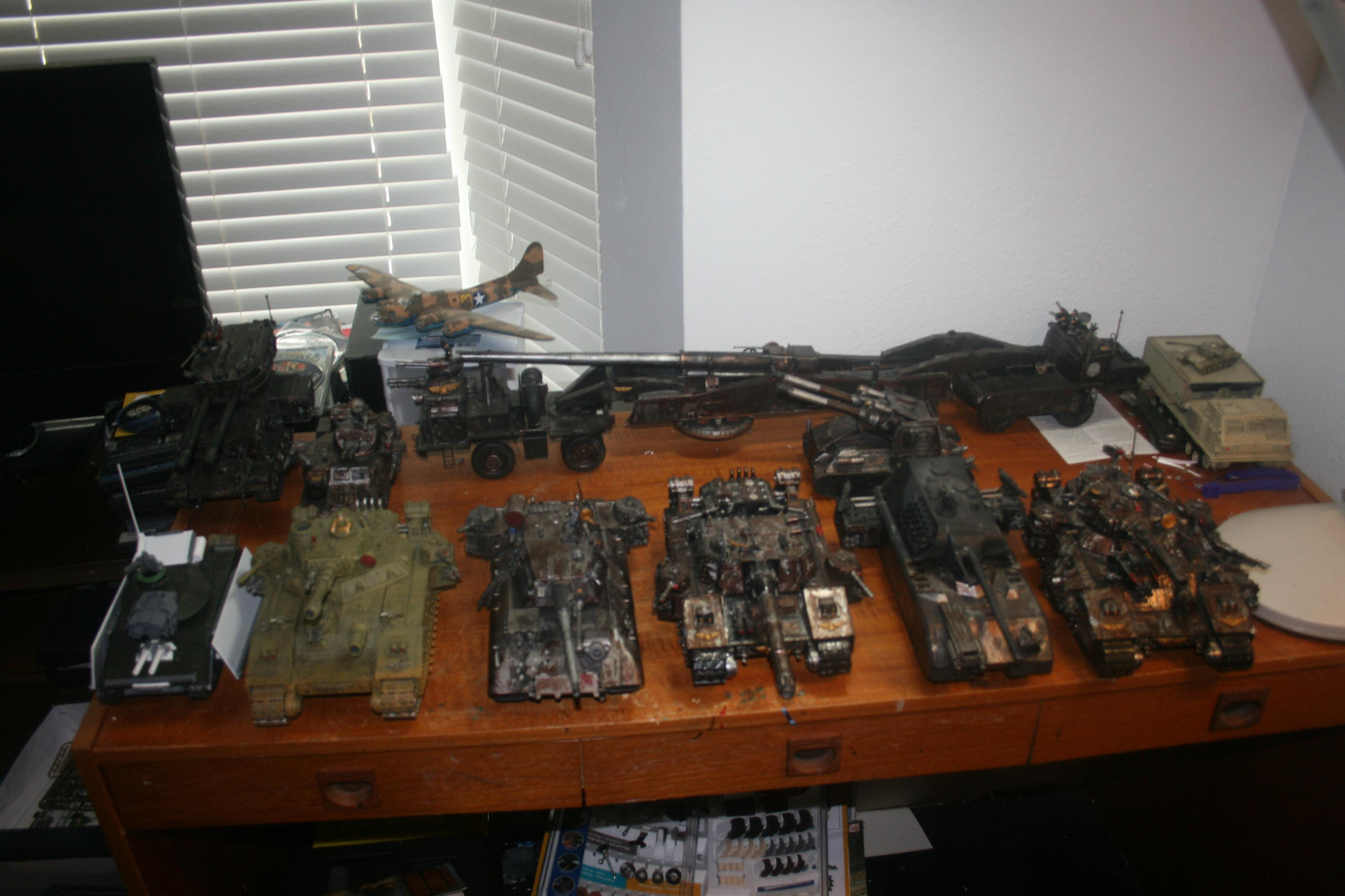 Baneblade, Imperial Guard, Macharius, Malcador, Shadowsword, Super-heavy