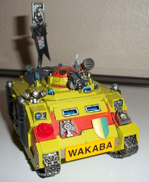 Anime, Conversion, Sisters Of Battle, Theme Army, Utena, Warhammer 40,000, Witch Hunters