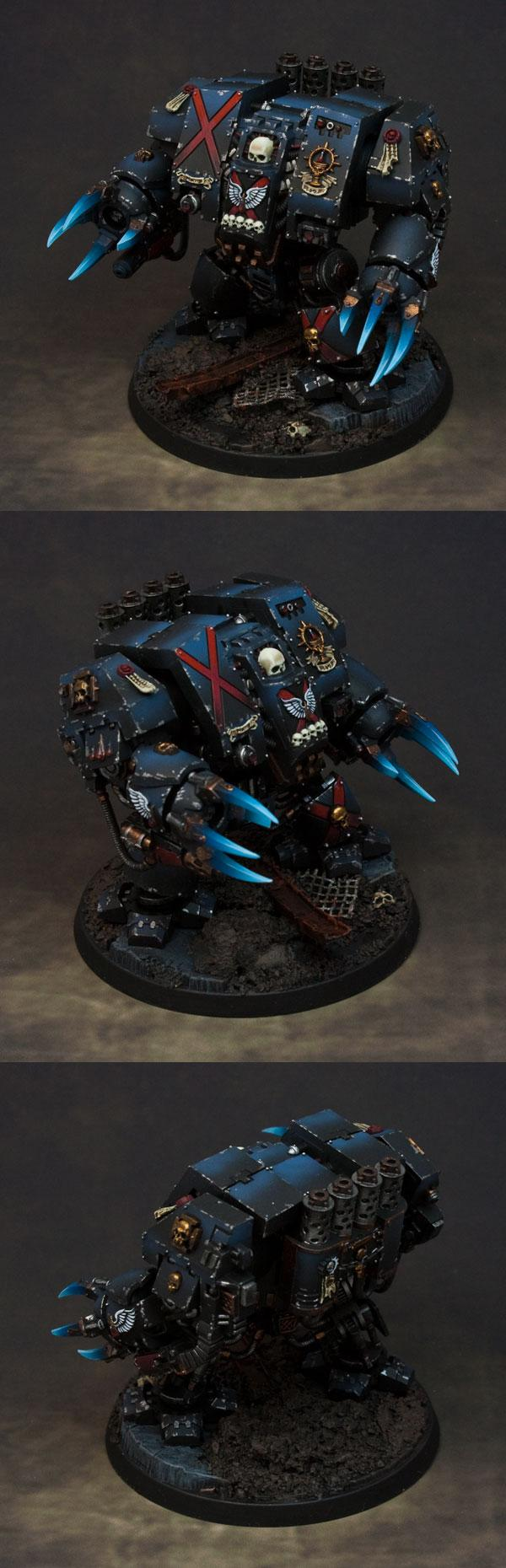 Blood Angels, Death Company, Dreadnought