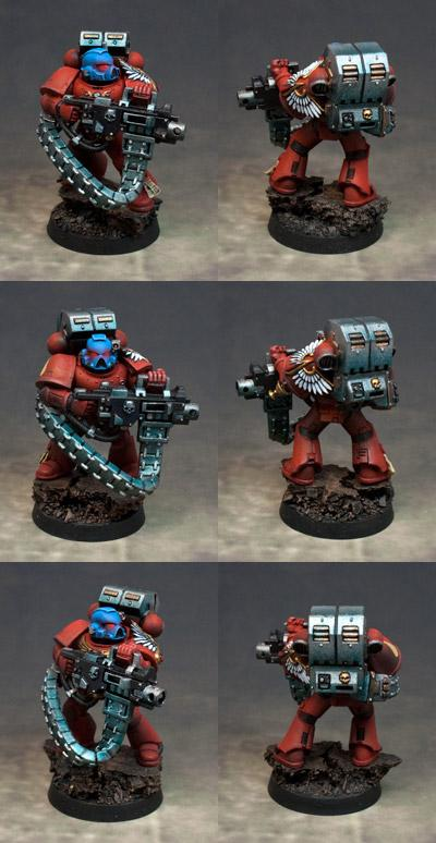Devastator, Heavy Bolter, Space Marines
