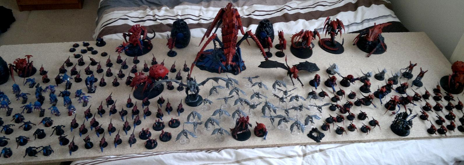 Apocalypse, Bugs, Nids, Tyranids