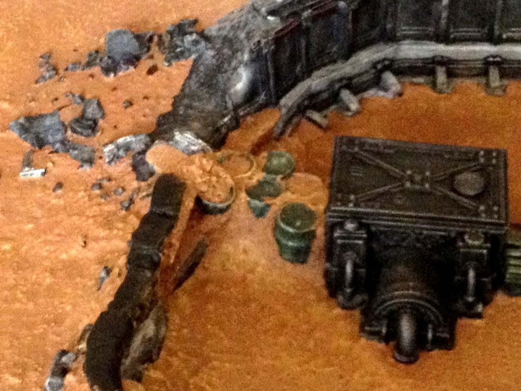 Display Board, Terrain, Warhammer 40,000, Work In Progress