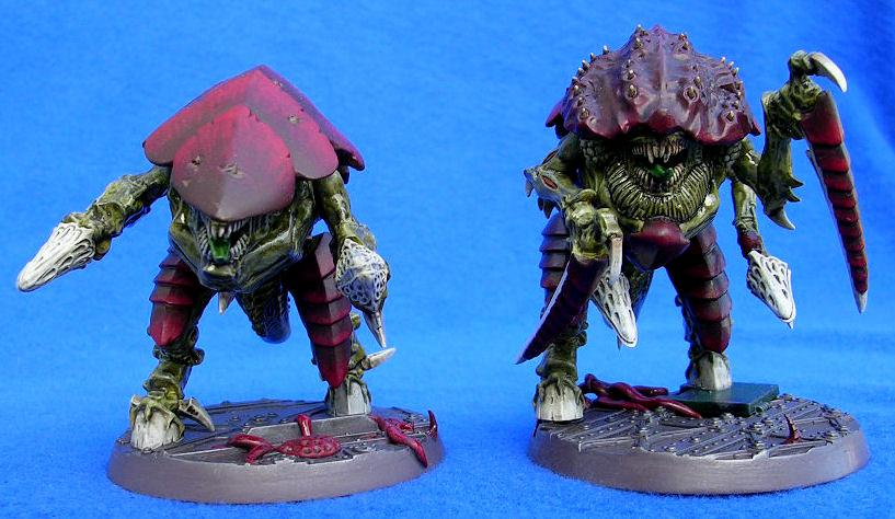 Conversion, Screamer-killer, Tyranid Carnifex