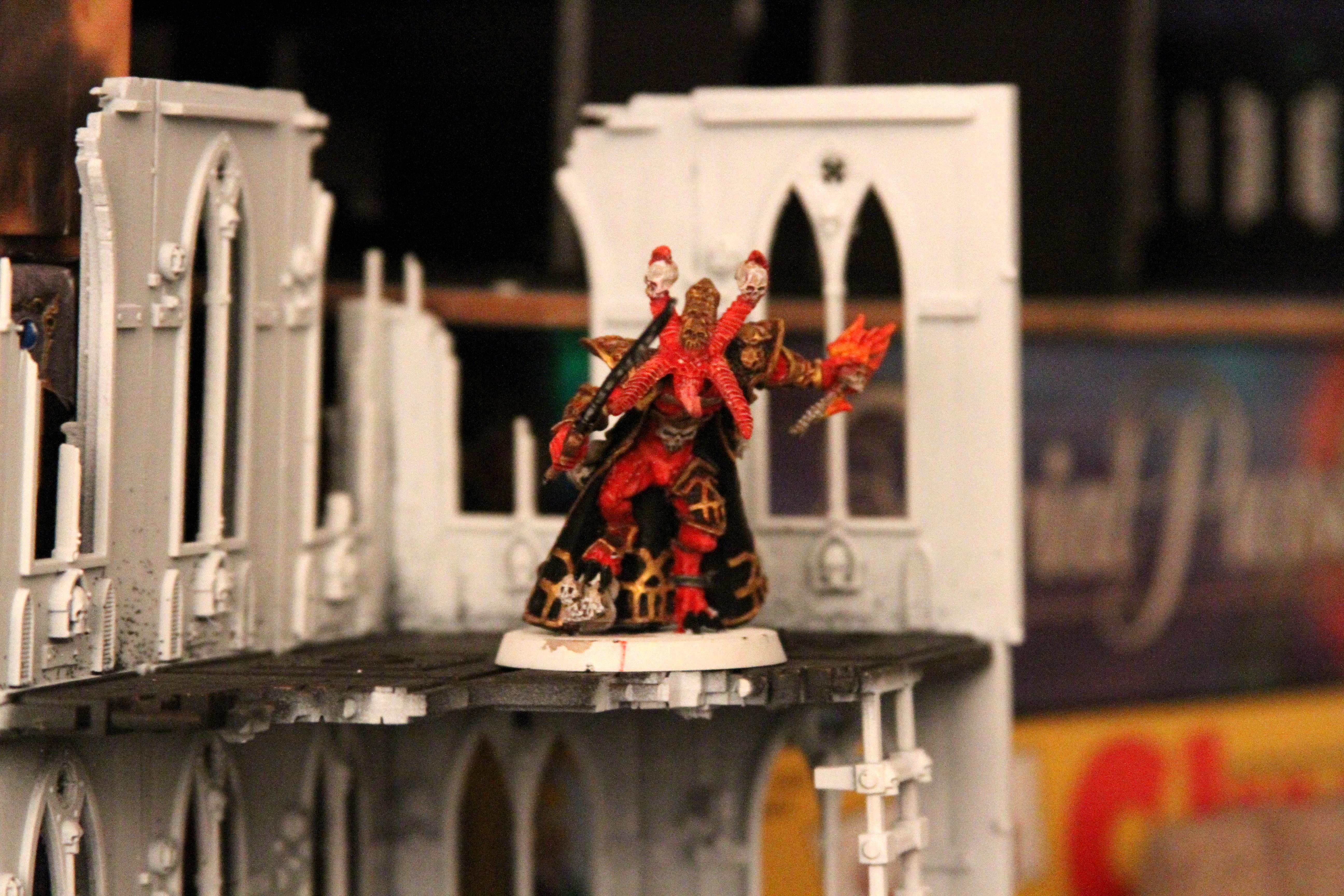 Chaos, Daemons, Skulltaker
