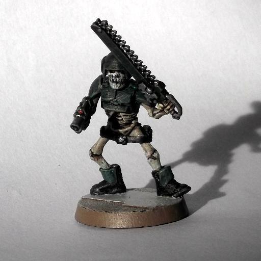 Cadians, Skeletons, Cadian Skeleton