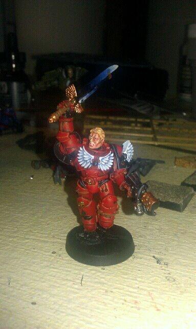 Blood Angek Vanguard Veteran