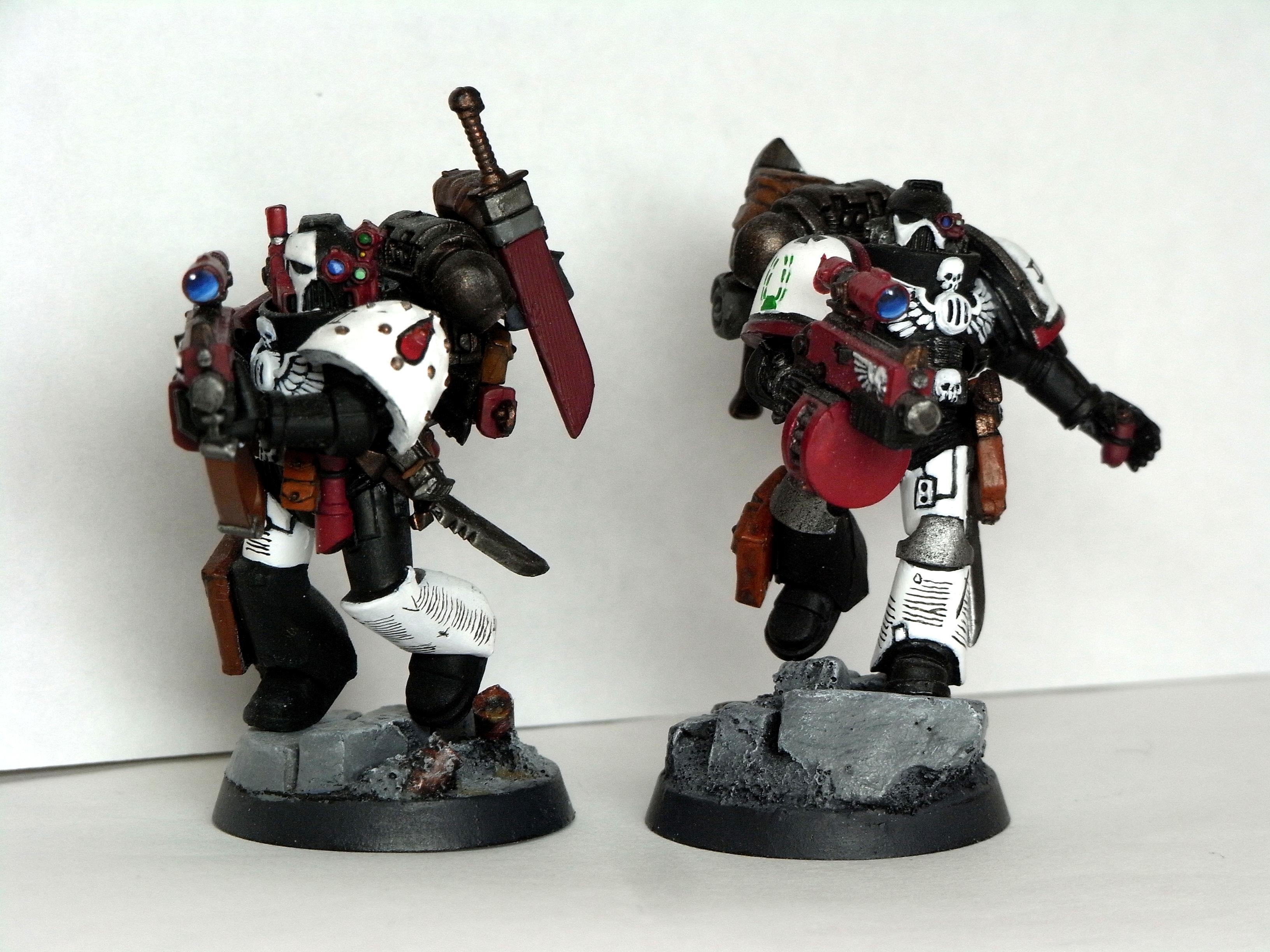 Crimson Tears, Space Marines, Warhammer 40,000