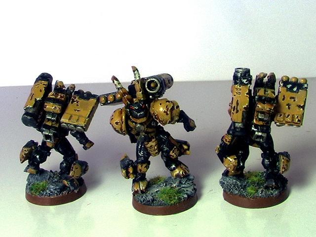 Beastmen, Fangs, Long, Space, Space Marines, Warhammer 40,000, Wolves