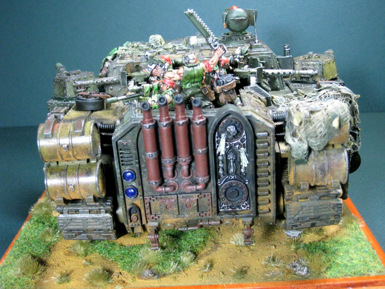 Catachan, Orkmower, Stormlord