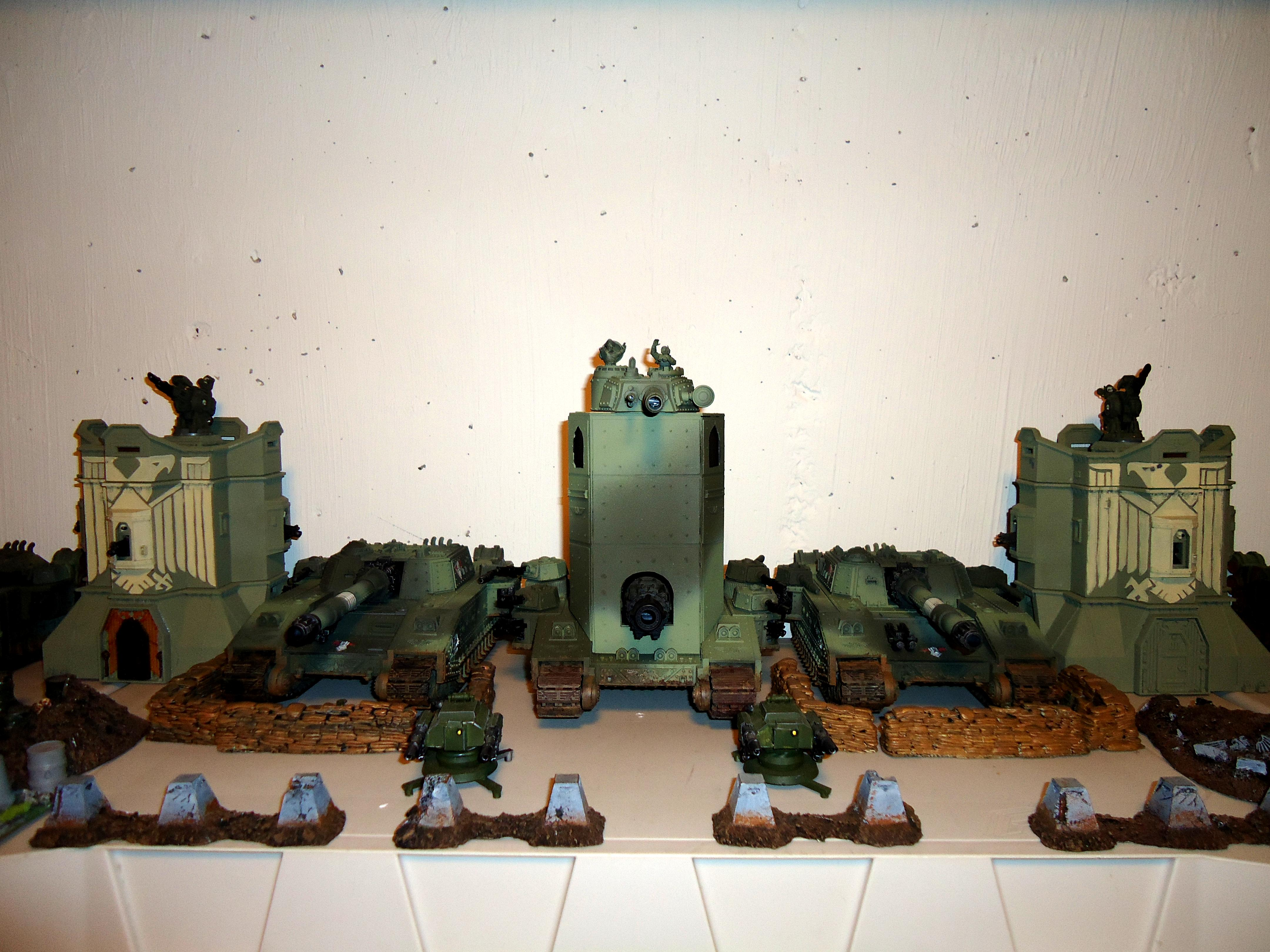 Apocalypse, Armor, Armored Company, Army, Brigade, Imperial Guard, Leviathan, Shadowsword, Super-heavy, Tank, Work In Progress