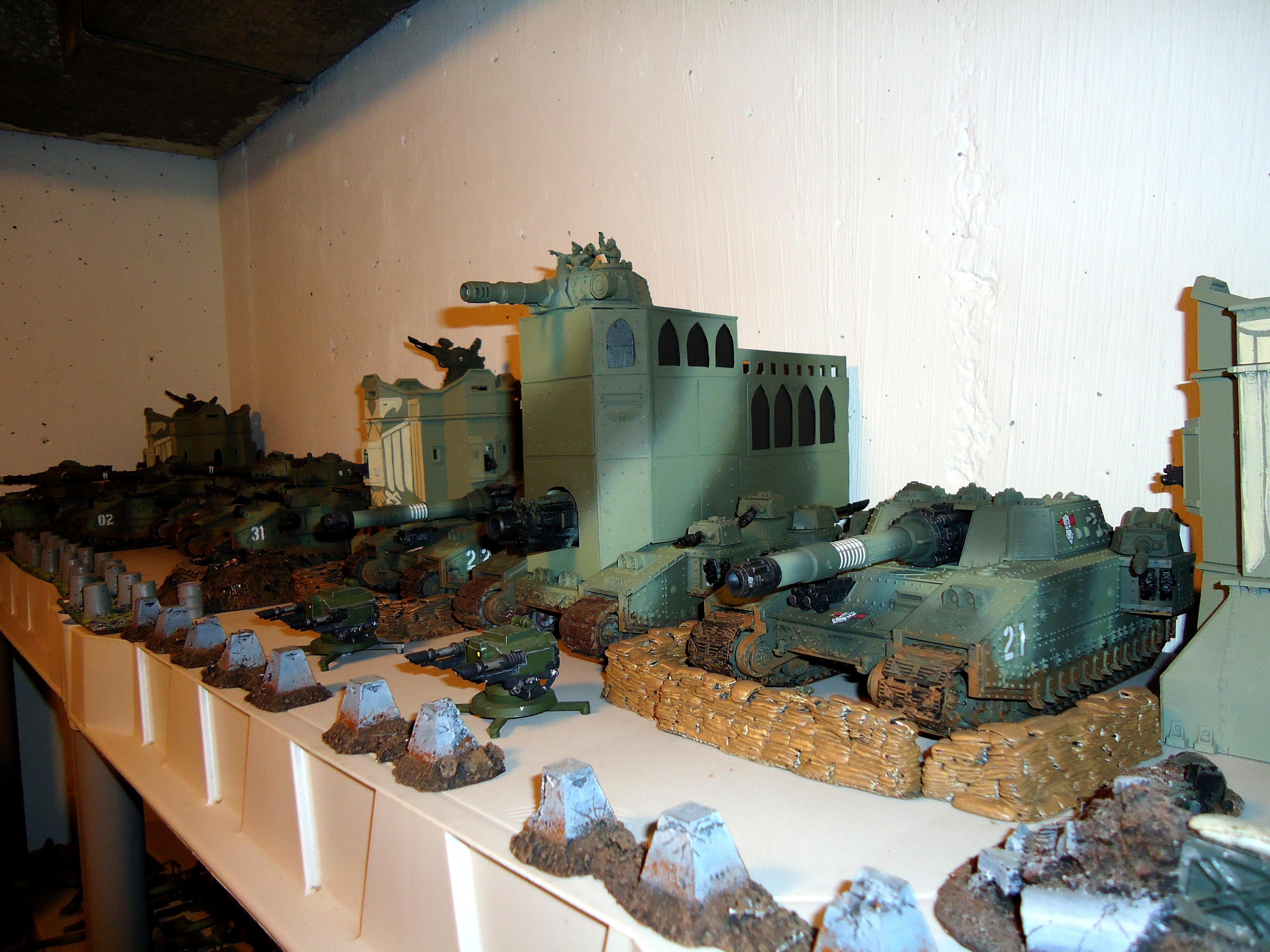Apocalypse, Armor, Armored Company, Army, Brigade, Imperial Guard, Leviathan, Shadowsword, Super-heavy, Tank, Work In Progress