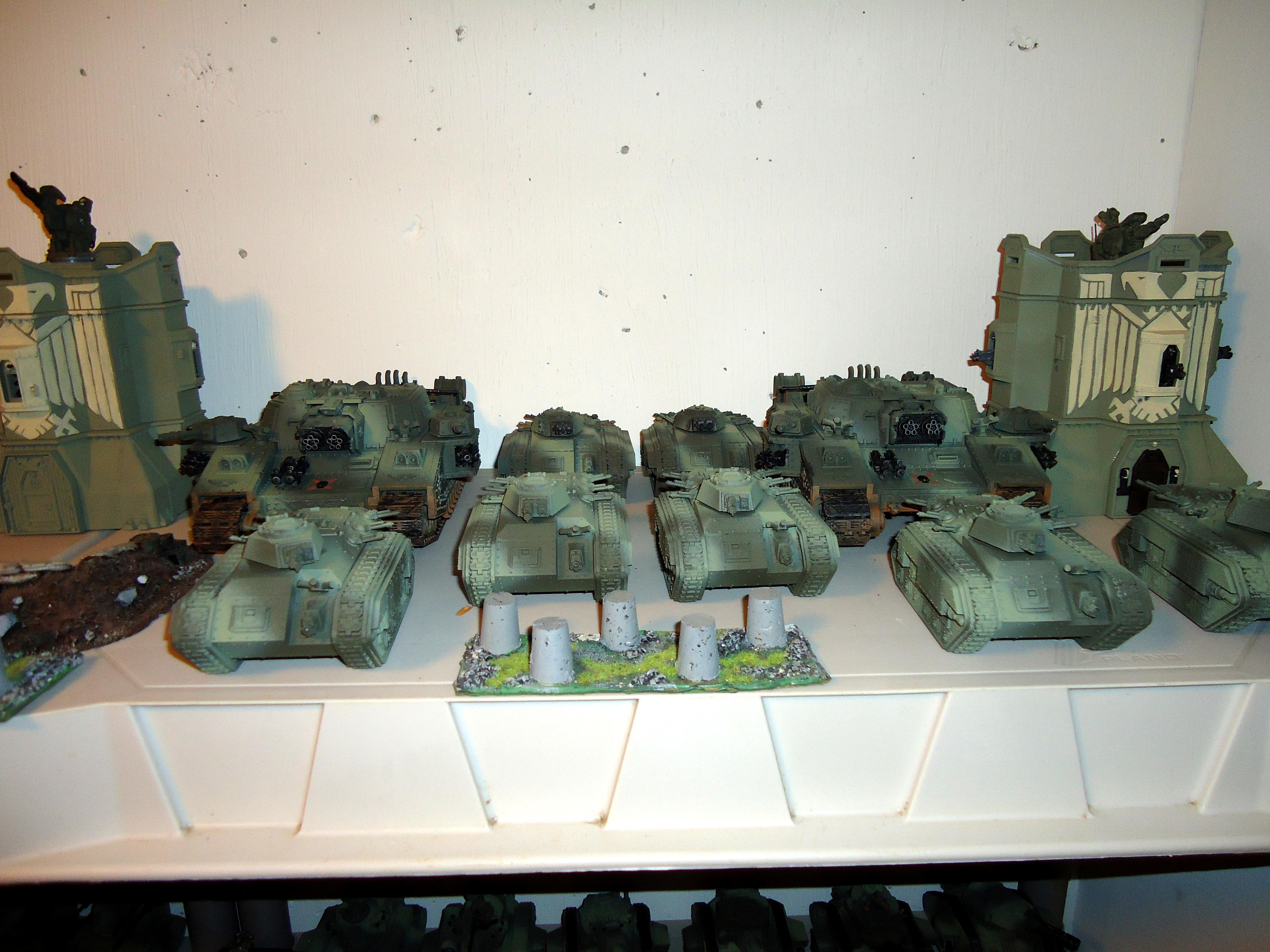 Apocalypse, Armor, Armored Company, Armored Fist, Army, Brigade, Imperial Guard, Stormlord, Super-heavy, Tank, Work In Progress