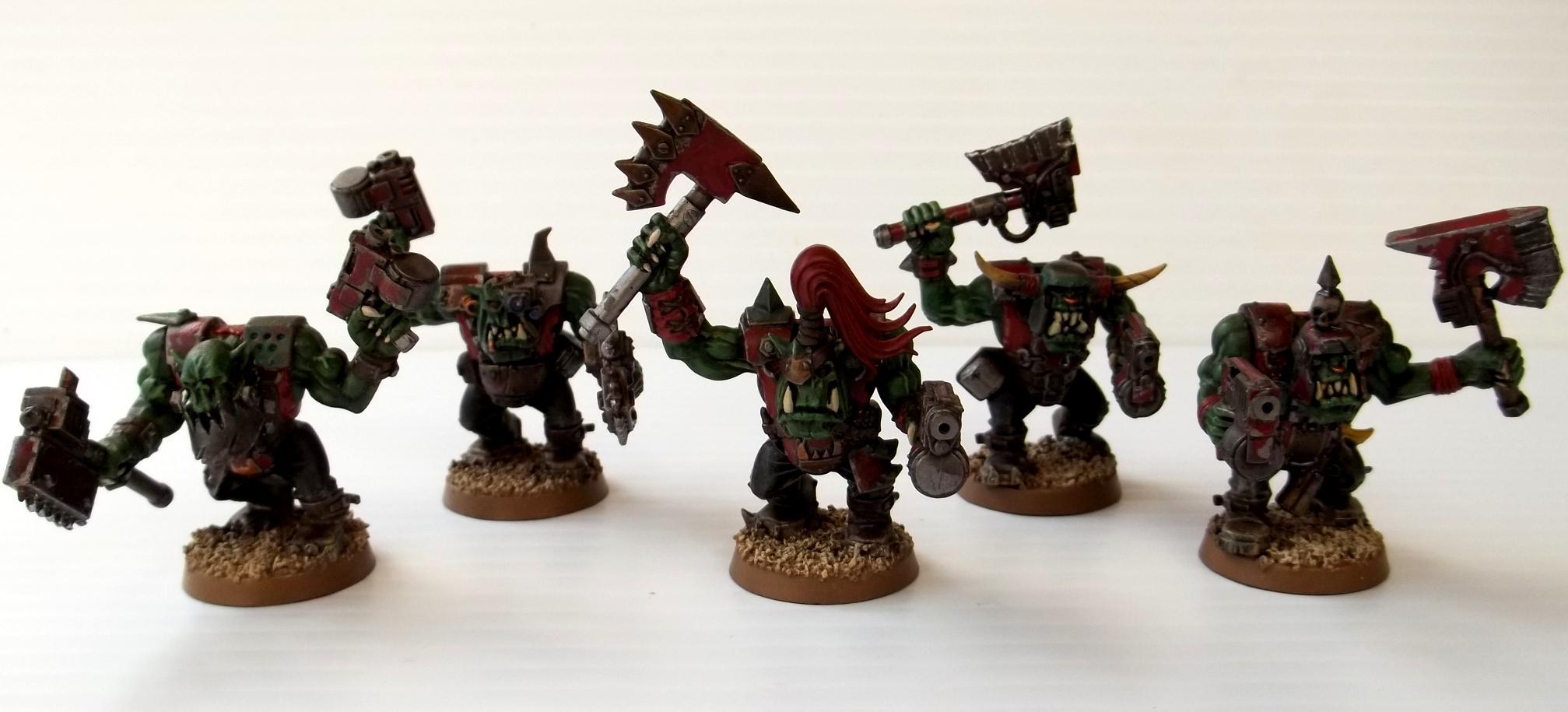 Evil, Nob, Orks, Sunz, Warhammer 40,000