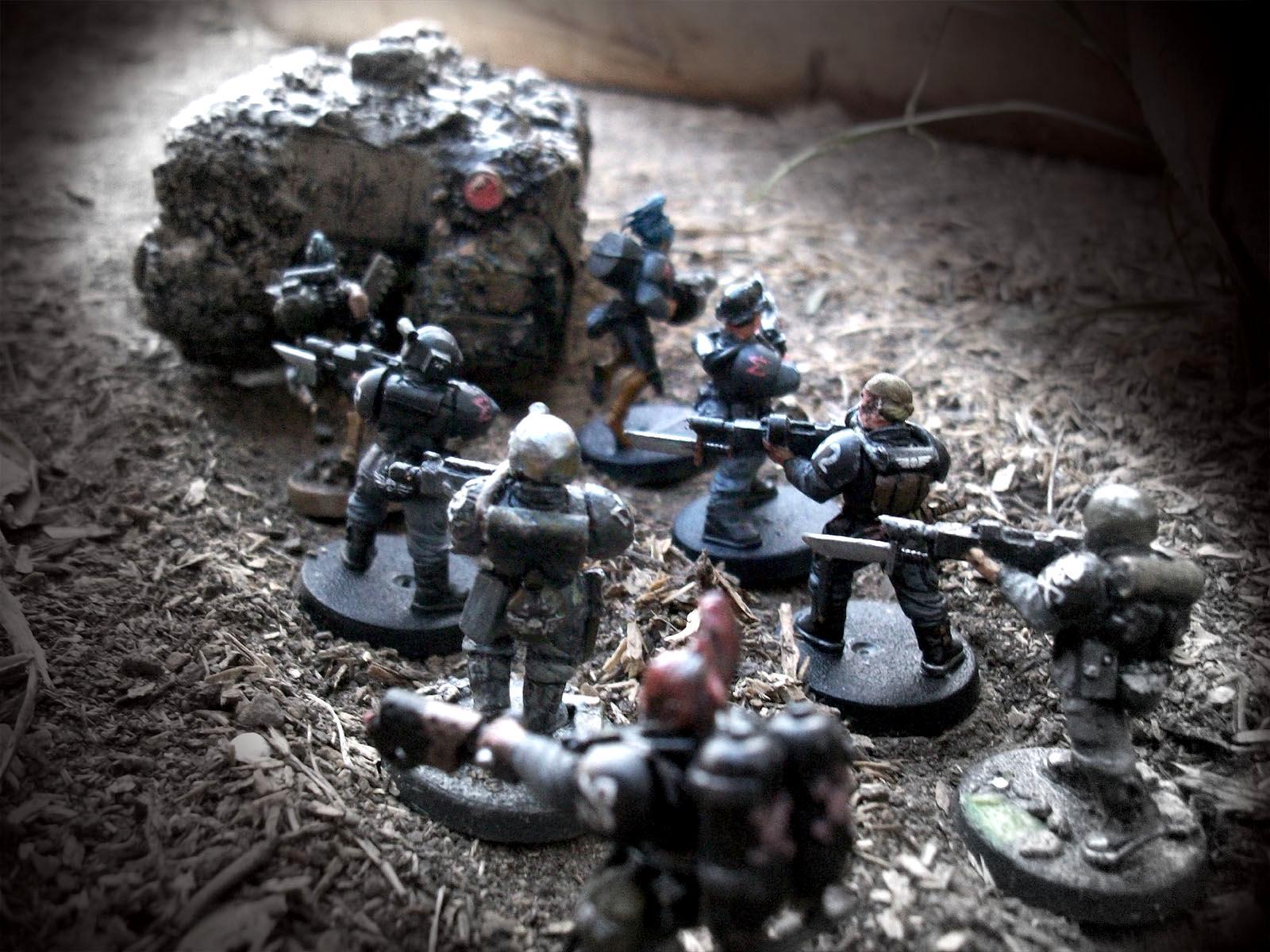 Acid Dogs, Breaching, Conversion, Drill, Guardsmen, Hades, Imperial, Imperial Guard, Mole, Mordant, Raid, Rats, Scratch, Scratch Build, Subterranean, Tunnel War, Underground