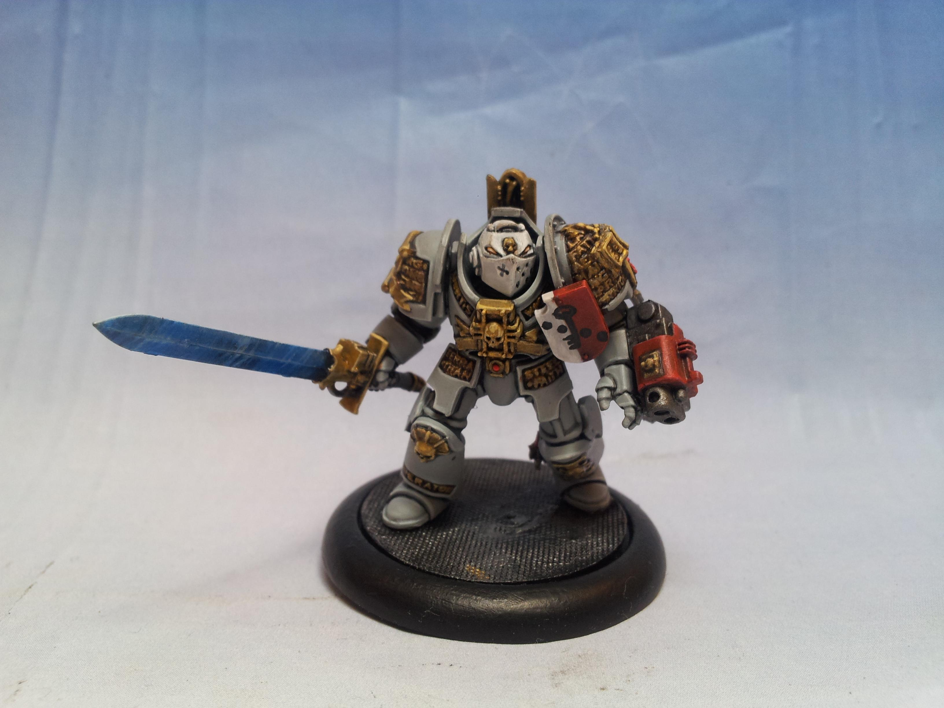 Grey Knights, Space Marines