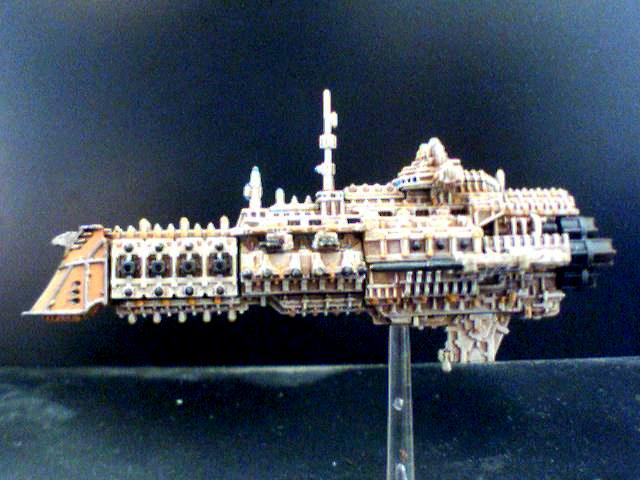 Battlefleet Gothic, Cruiser, Lunar
