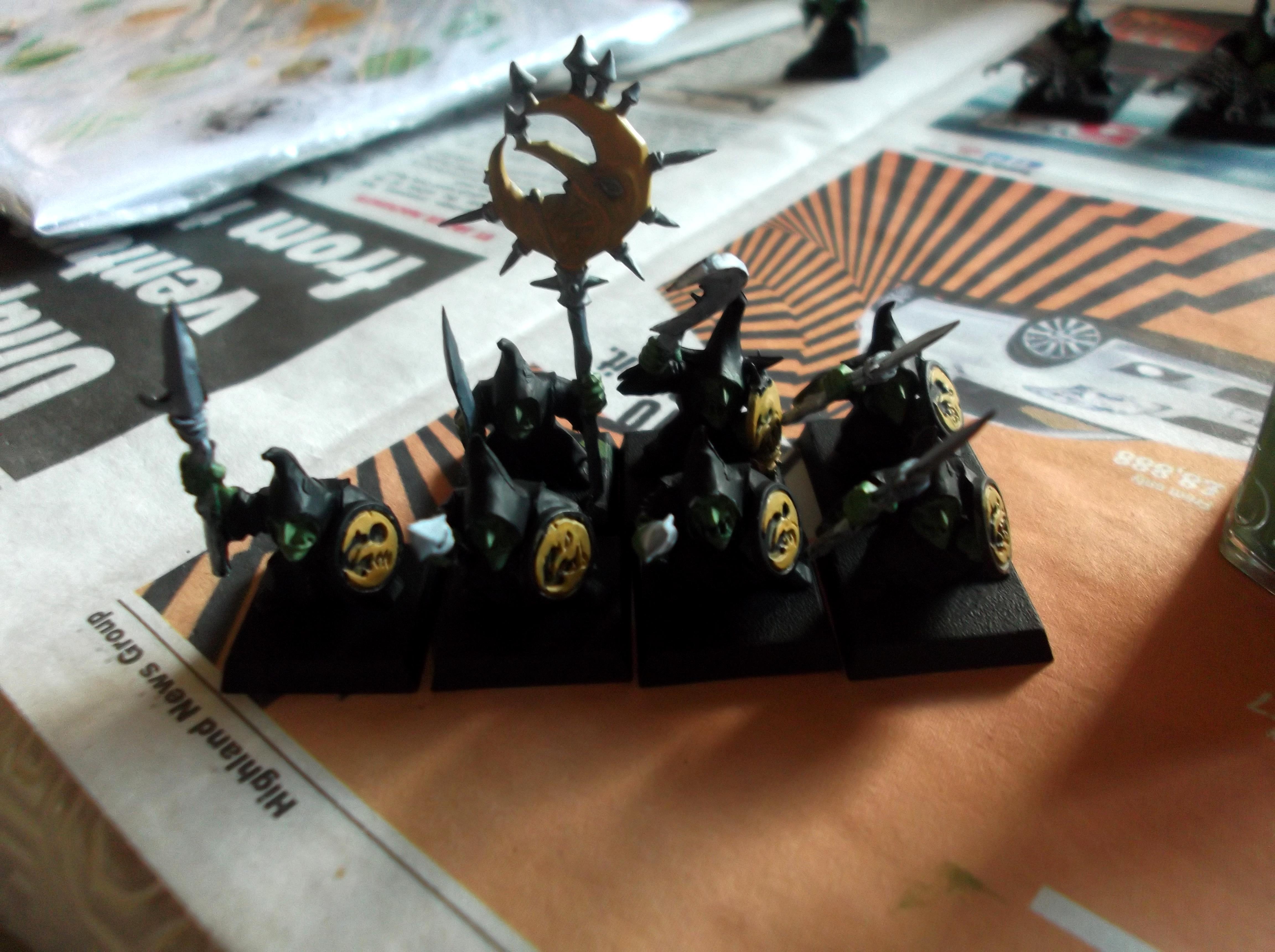 Night Goblins, Night goblins