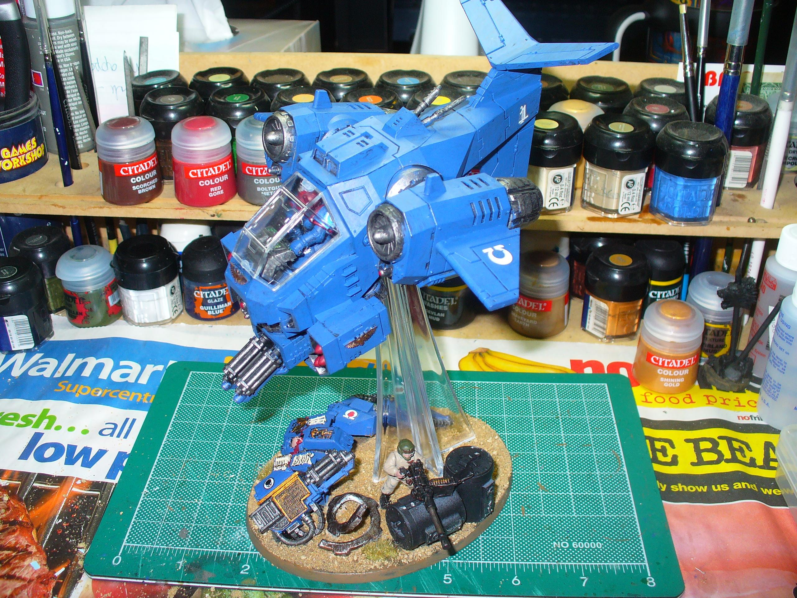 Nearly finished Stormtalon