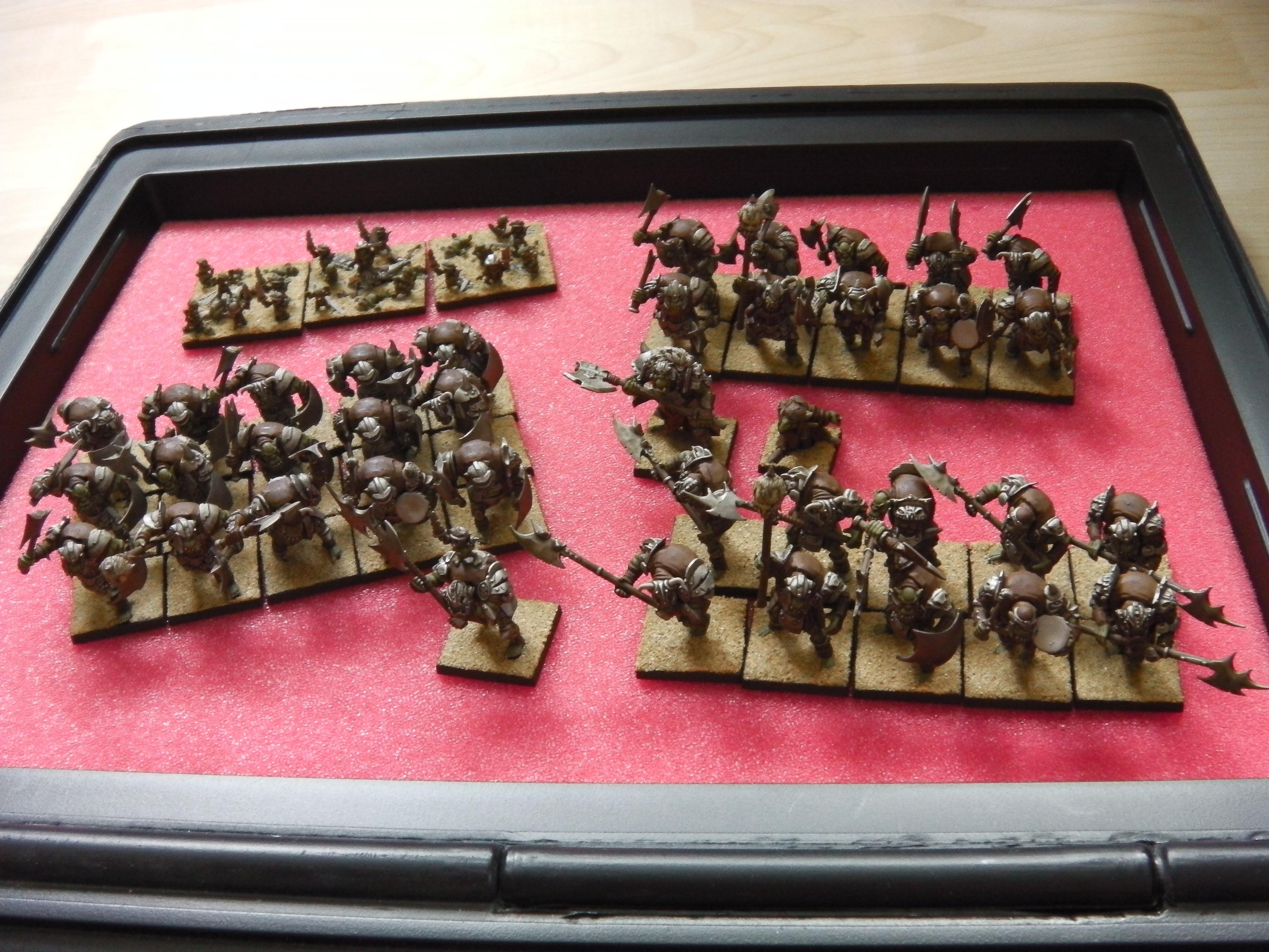 Army, Kings Of War, Mantic Games, Orcs
