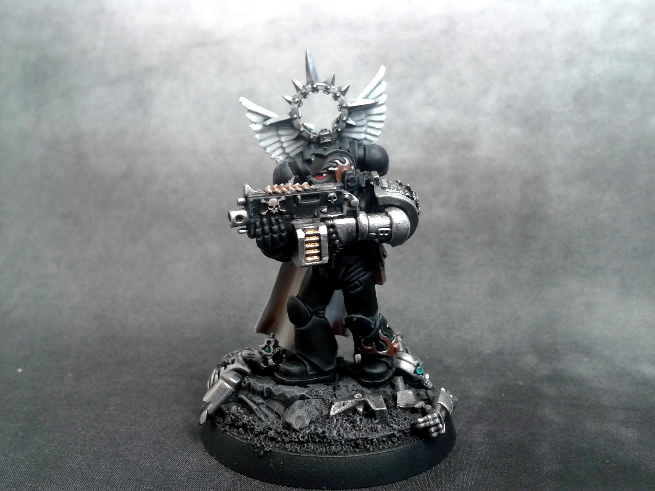 Deathwatch, Inquisition, Ordo Xenos, Space Marines