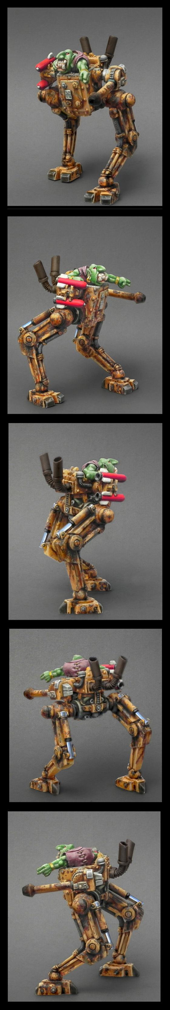 Grot Bot, Grot Bot