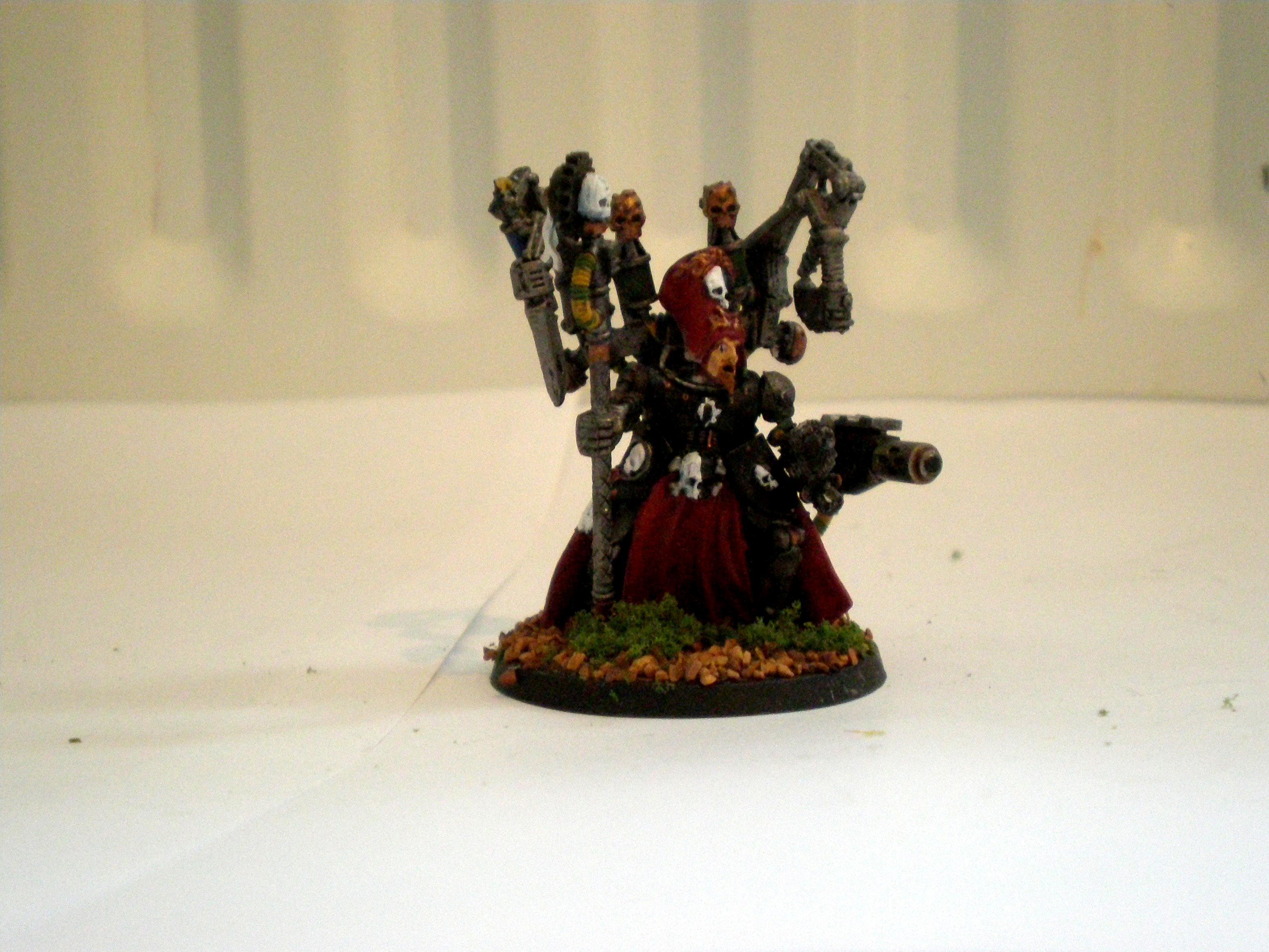 Ad Mech, Adeptus Mechanicus, Magos, Mechanicus, Skitarii, Warhammer 40,000