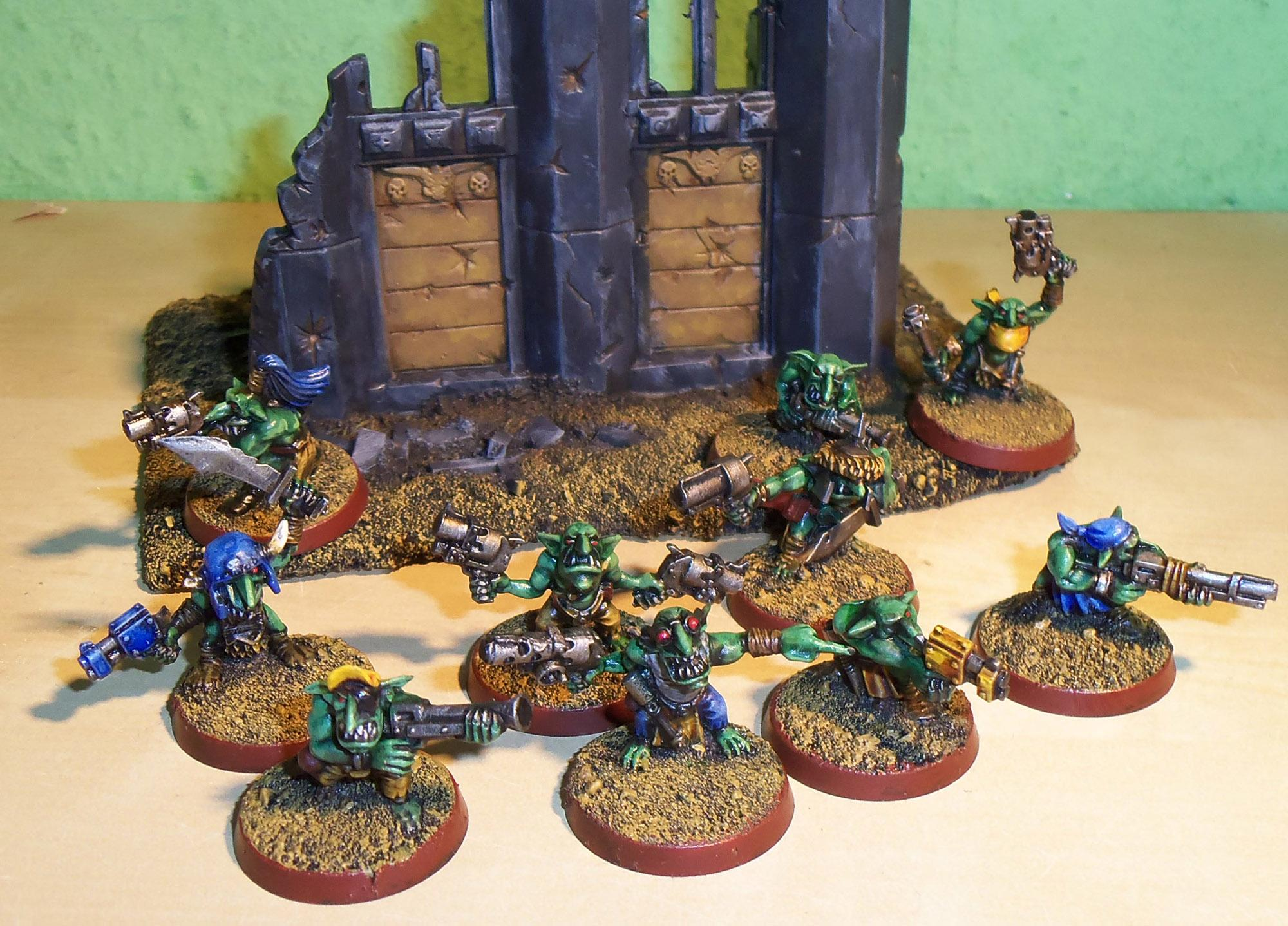 Bad Moons, Grots, Orks
