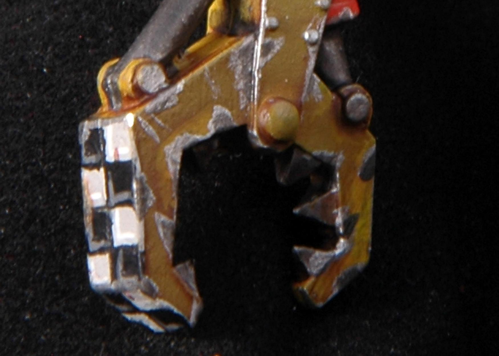 Chipping, Methods, Warhammer 40,000