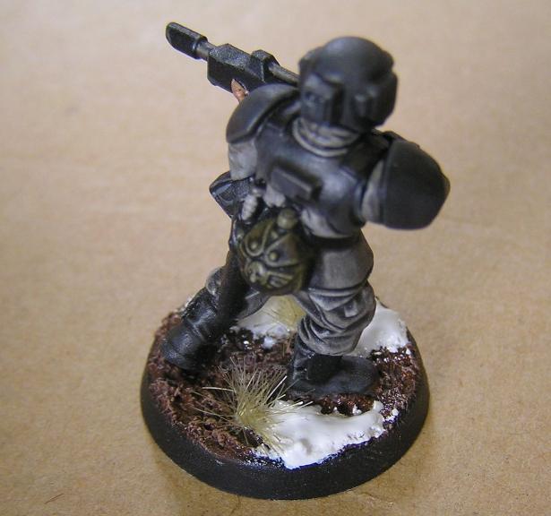 Guardsmen, Imperial Guard, Snow, Warhammer 40,000