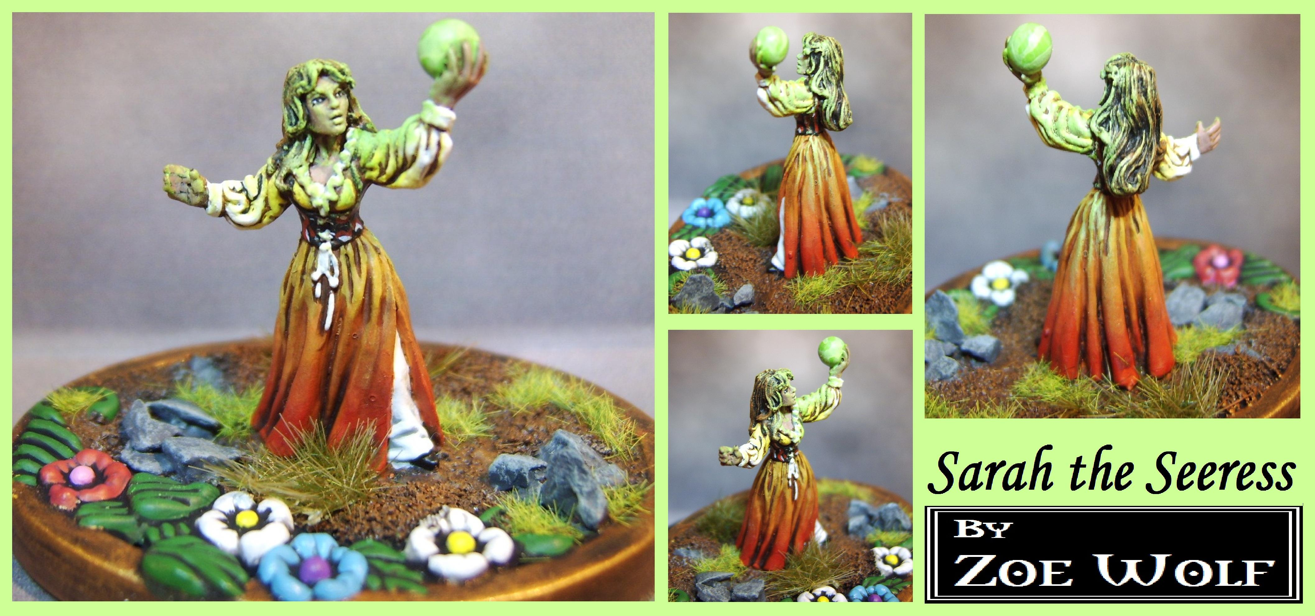 Object Source Lighting, Reaper, Reaper Miniatures, Scenic