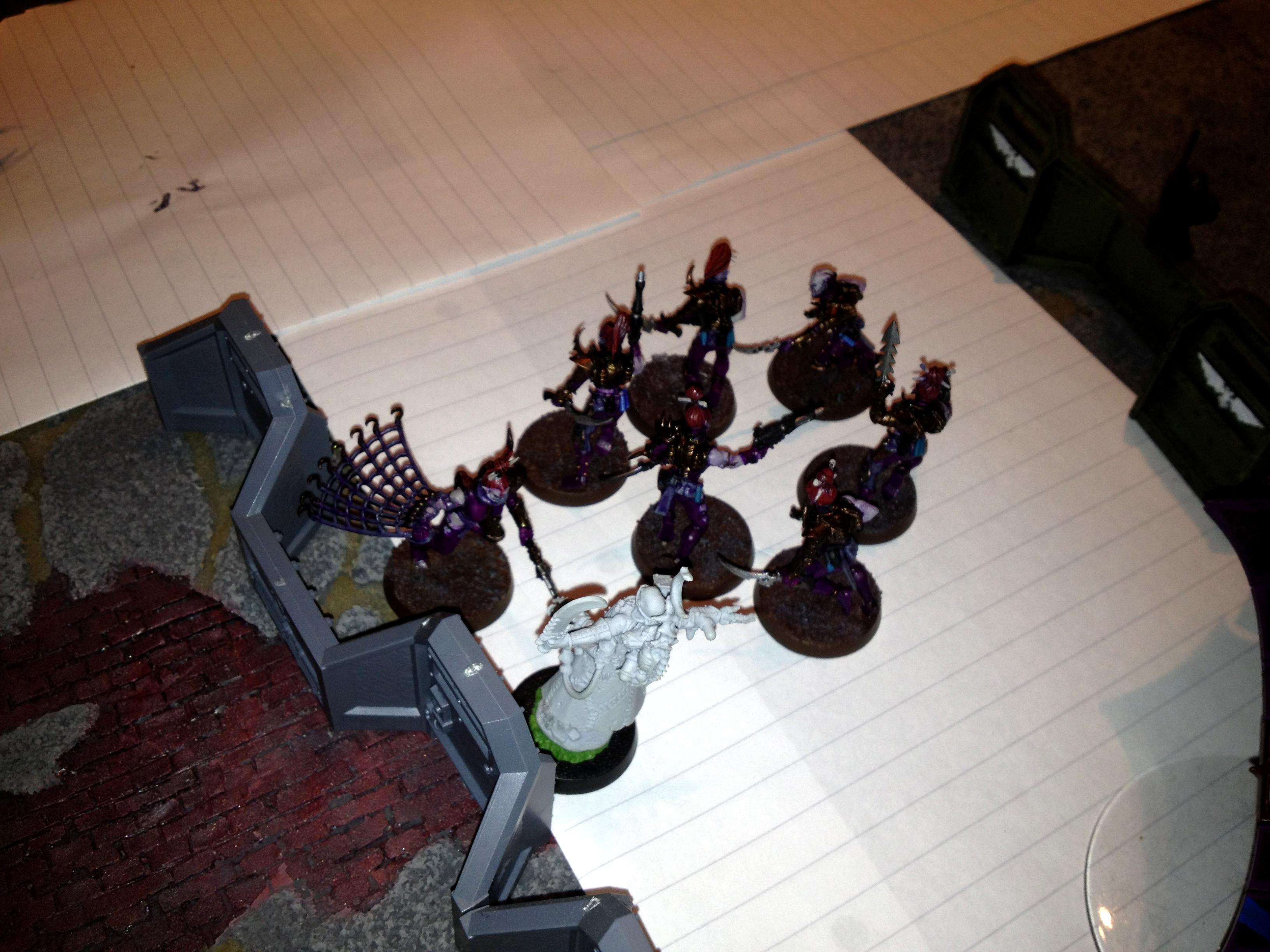 Battle Report, Chaos Space Marines, Dark Eldar
