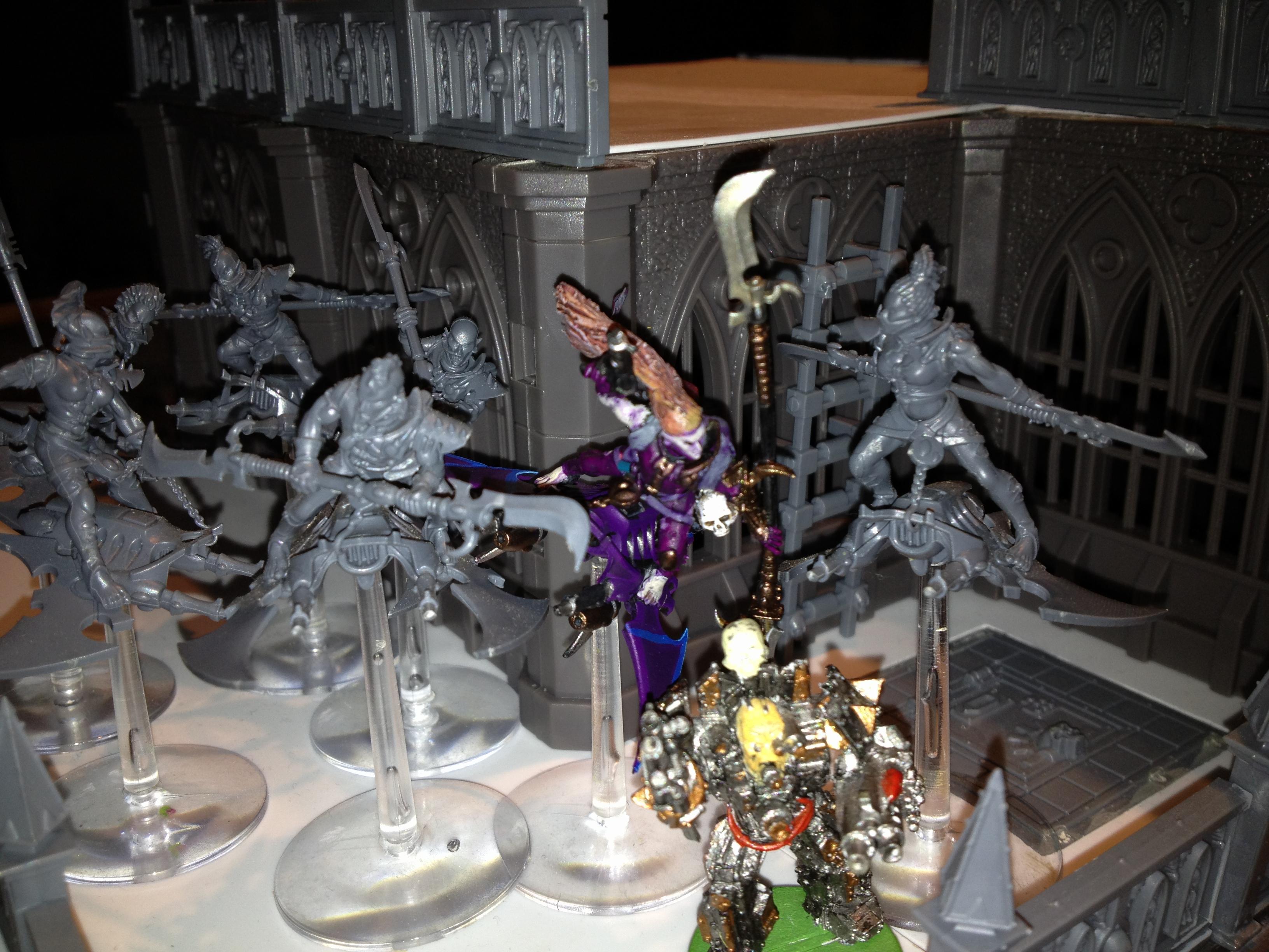 Battle Report, Chaos Space Marines, Dark Eldar