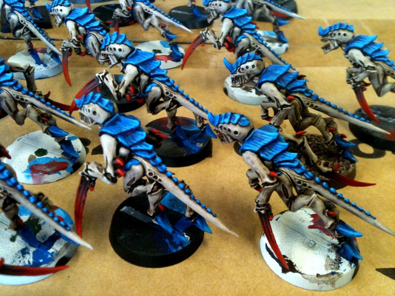 Alternate Colour Scheme, Hormagaunts, Tyranids, Warhammer 40,000