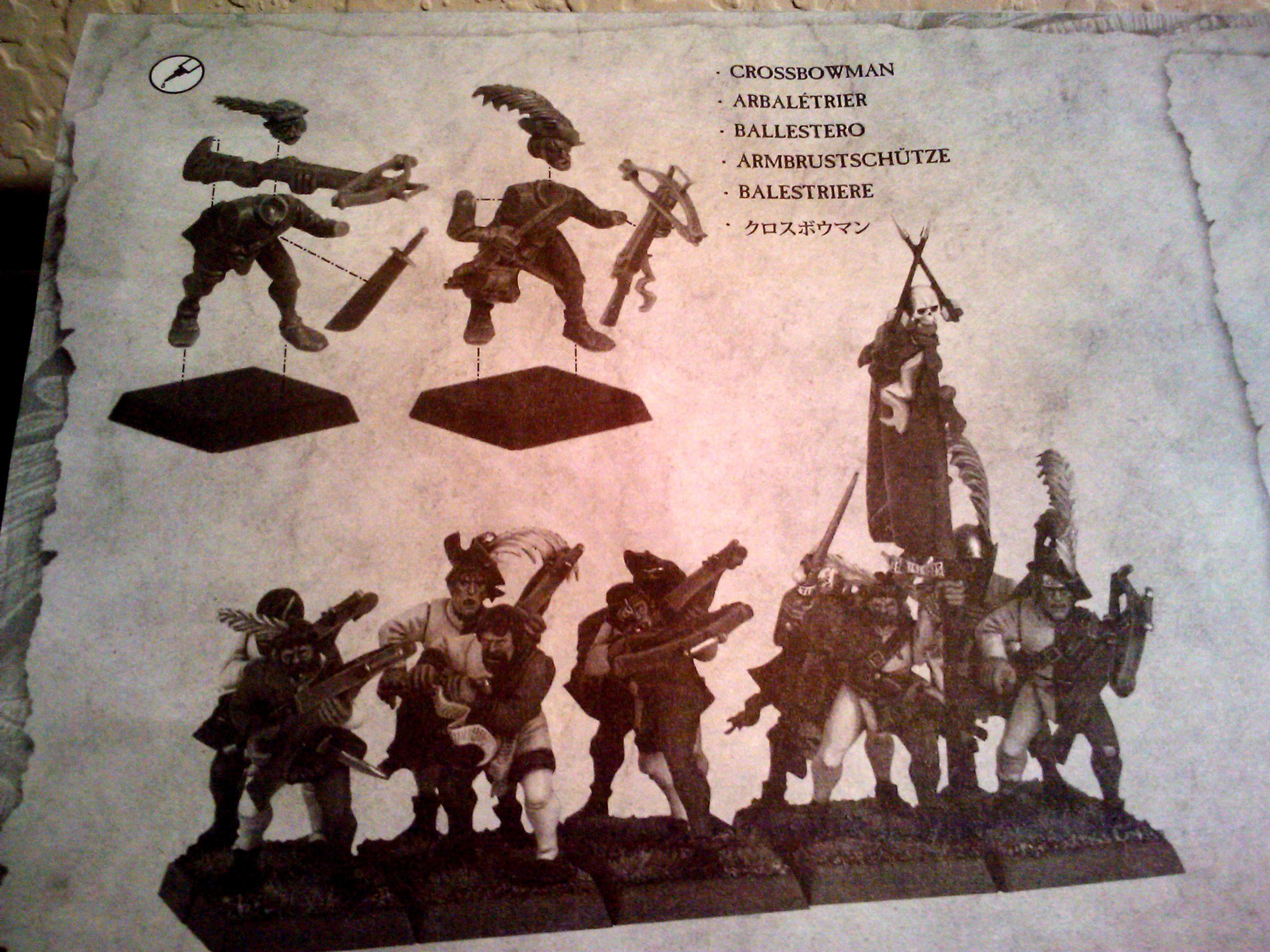 Build, Conversion, Empire, Games Workshop, Painting, Warhammer Fantasy