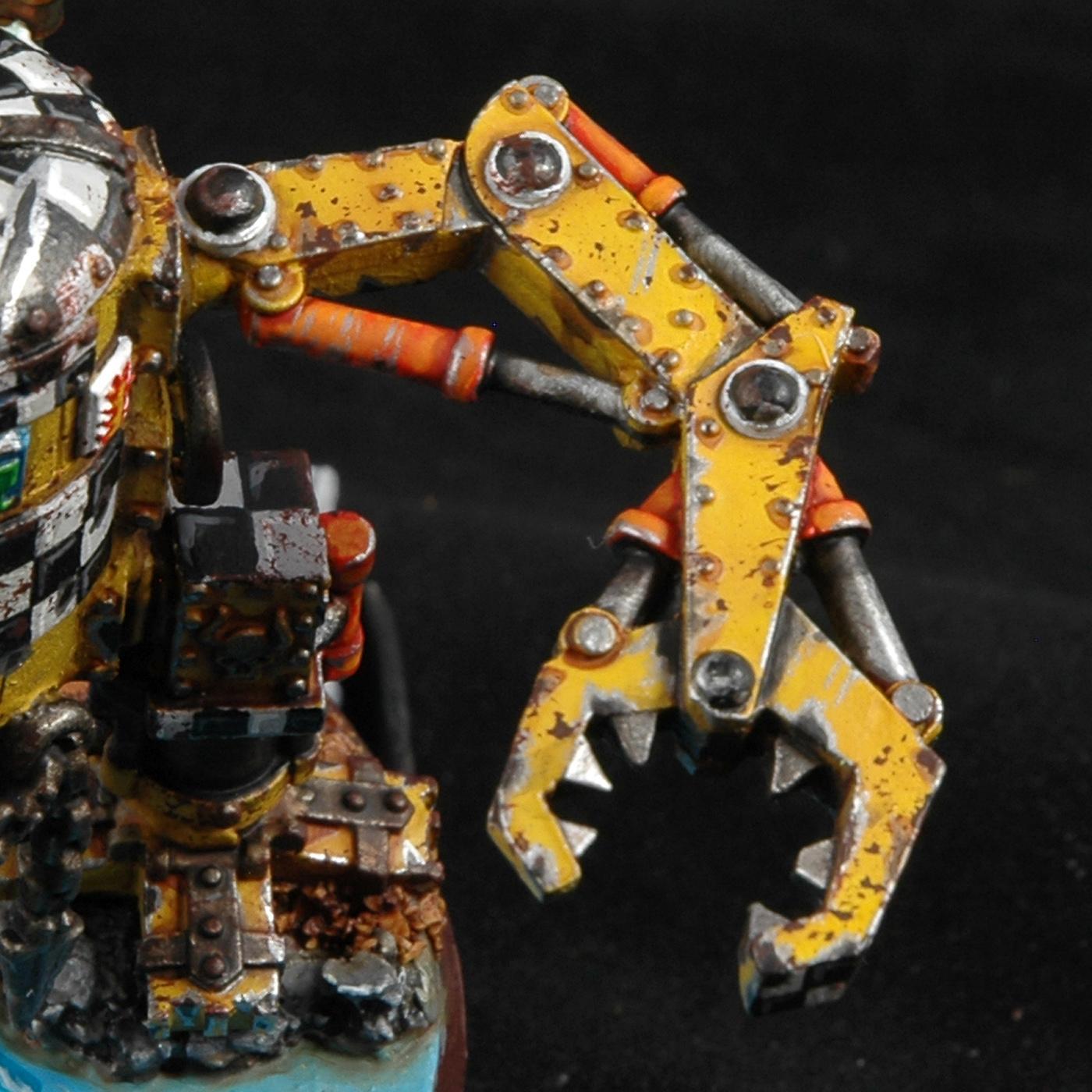 Methods, Rust, Warhammer 40,000