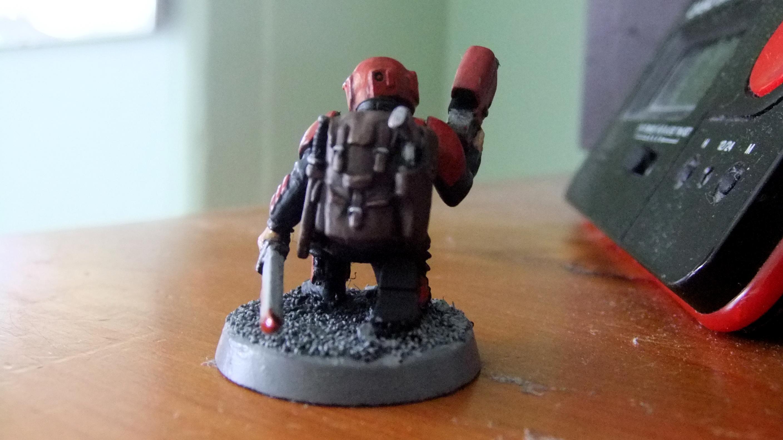 Marbo, Kitbashed guardsman Marbo