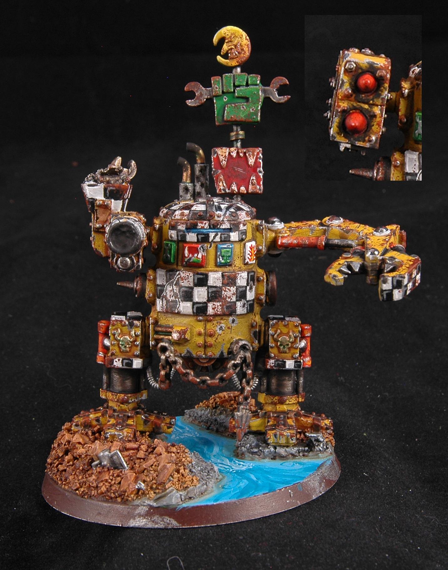Methods, Soot, Warhammer 40,000