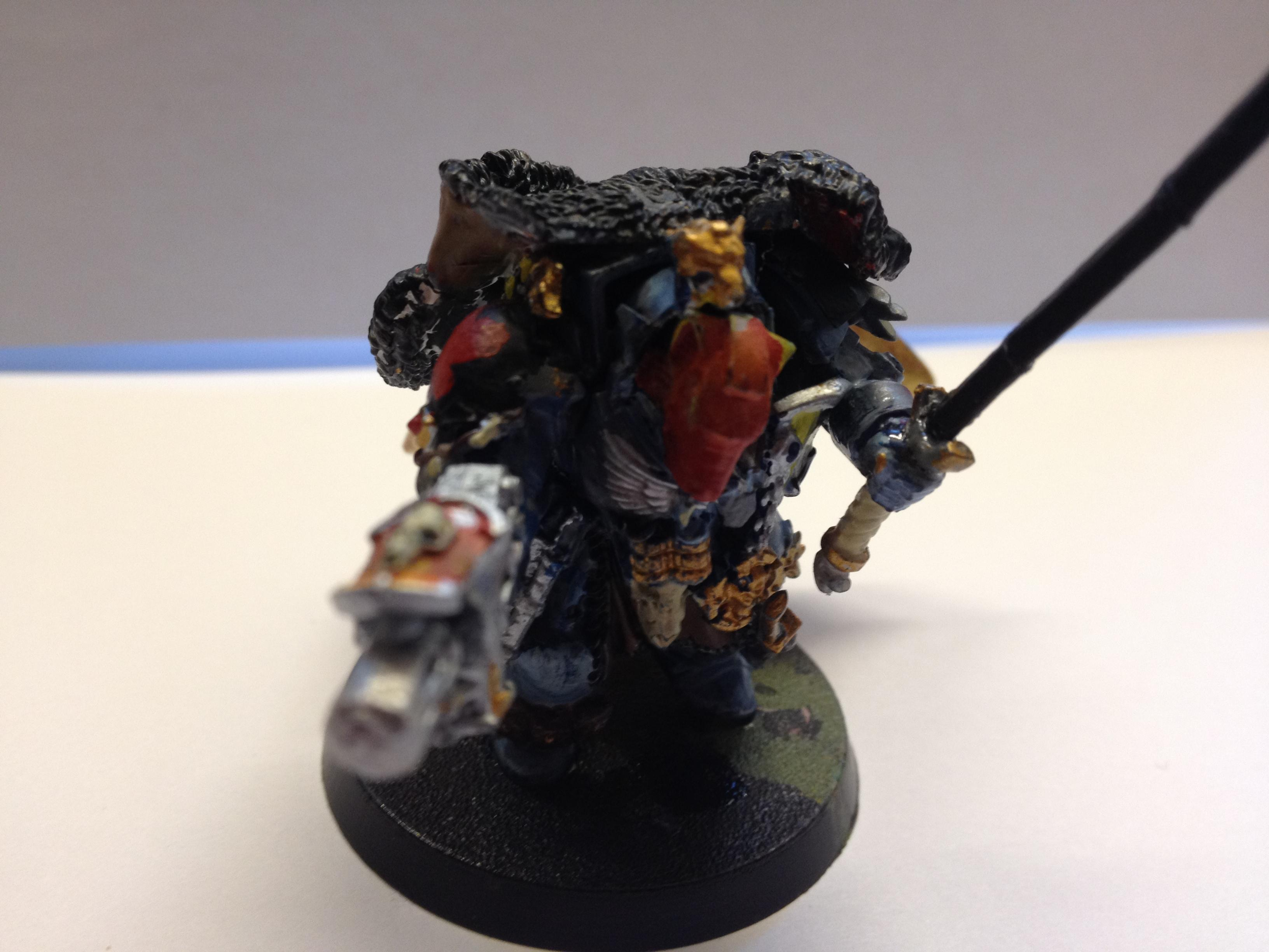 Space Wolves, Wolf Lord