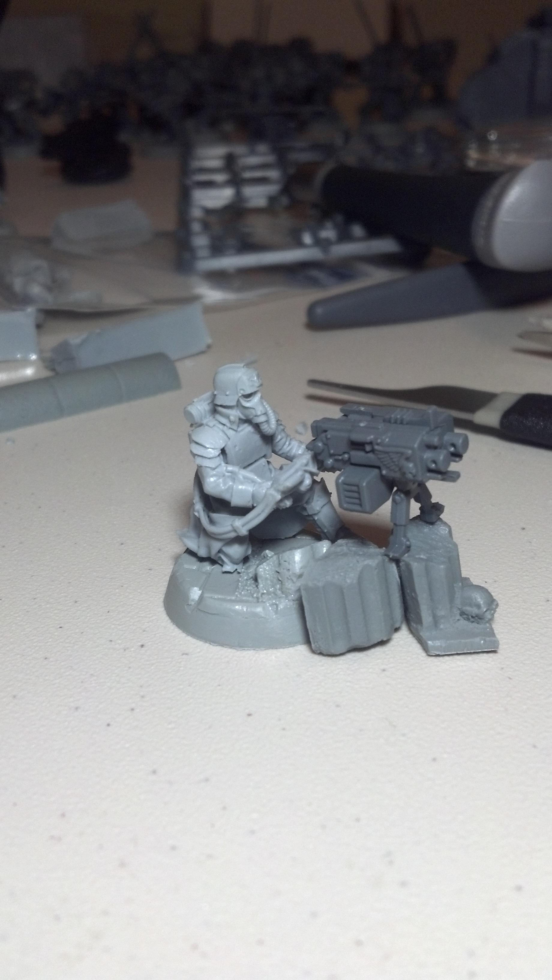 Warrior Acolyte w/ Stormbolter Turret 1.3
