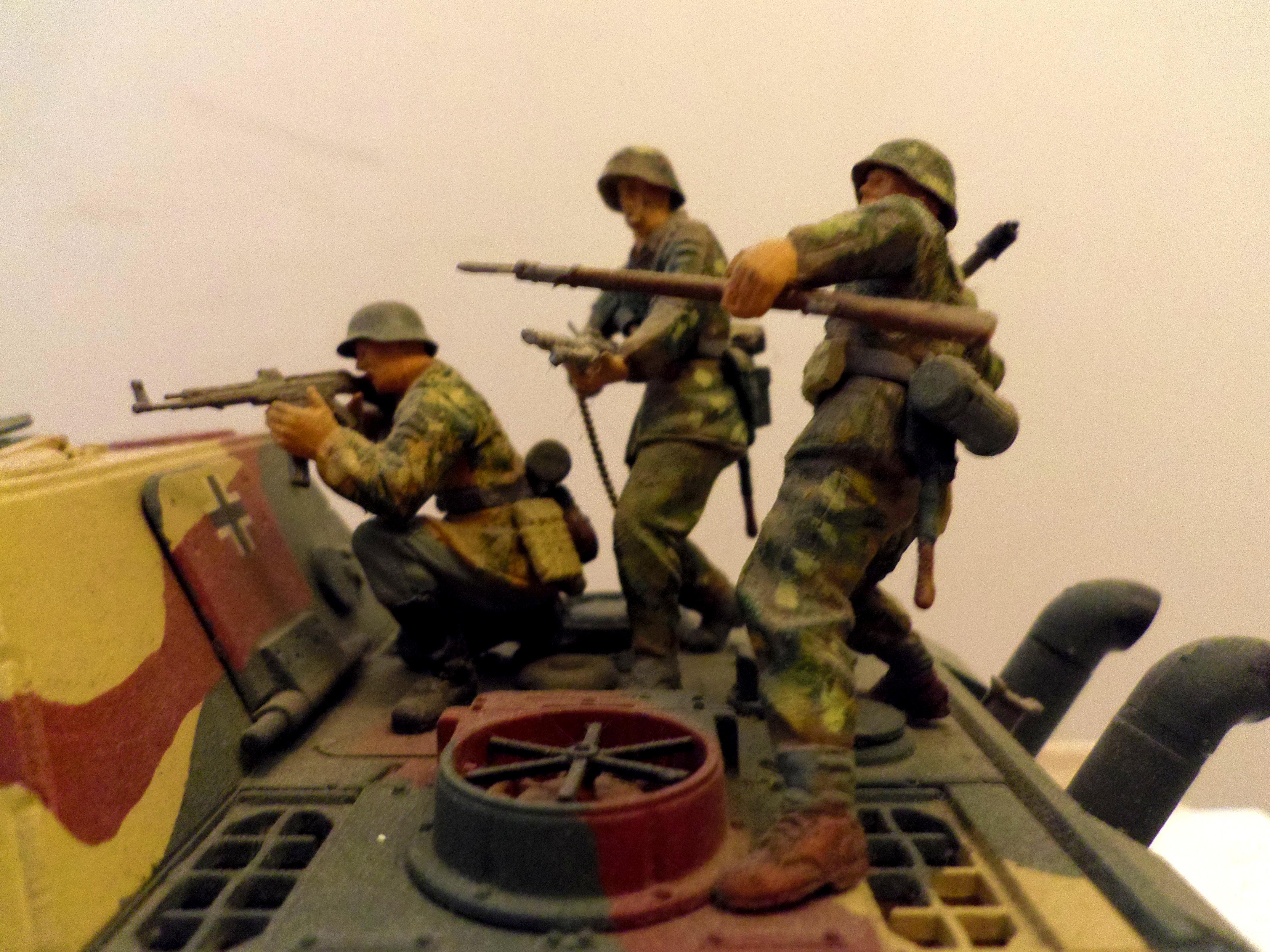 World War 2, Waffen SS on Jagdpanther