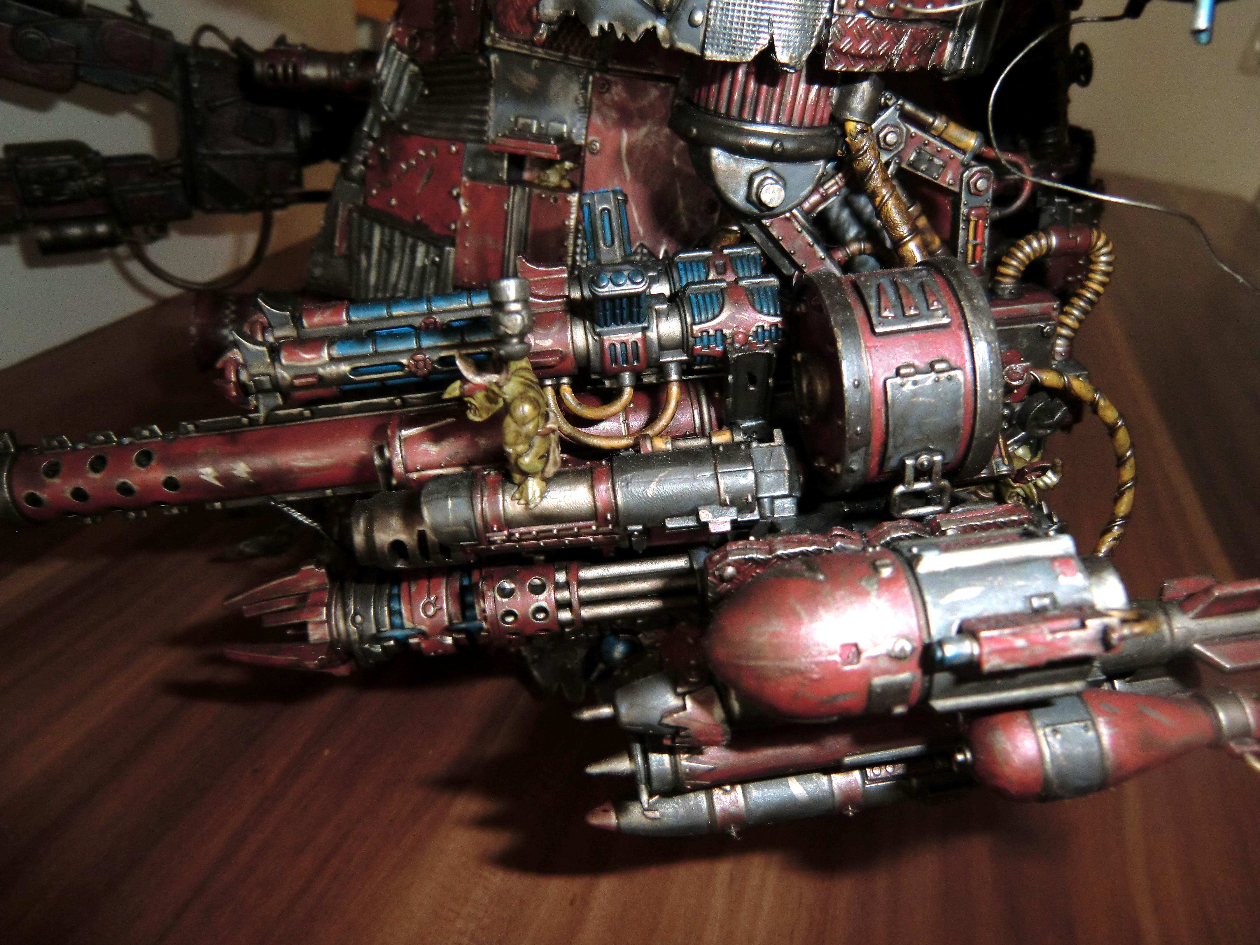 Evil Sunz, Forge World, Great Gargant, Mekboy Gargant, Orks, Stompa, Warhammer 40,000
