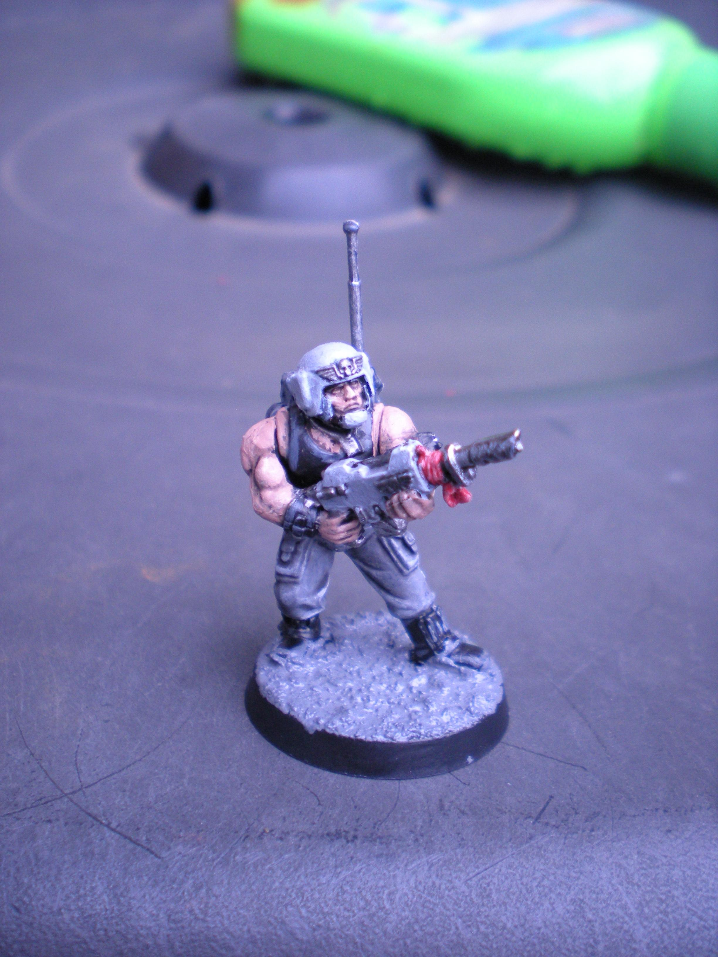 Cities Of Death, Imperial Guard, Test Scheme
