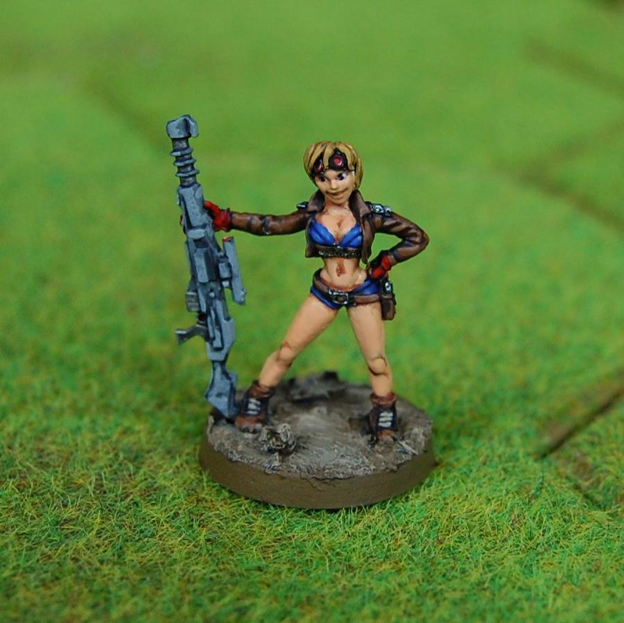 Lead Legion Painting Service, Necromunda, Snipers