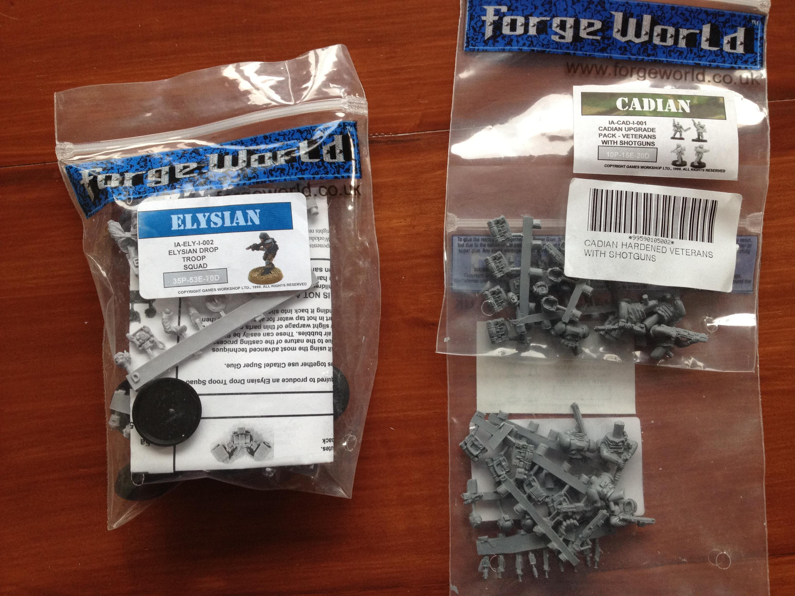 Forge World, Sale, 6 Front