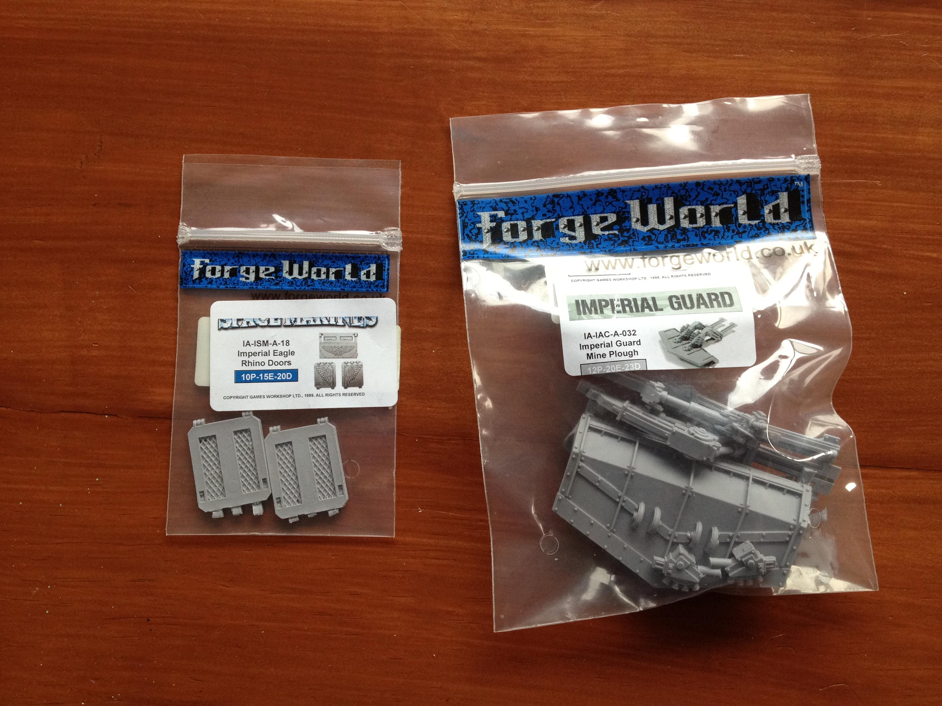 Forge World, Sale, 12 Front