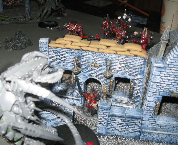 Chaos, Harrowed, Warhammer 40,000