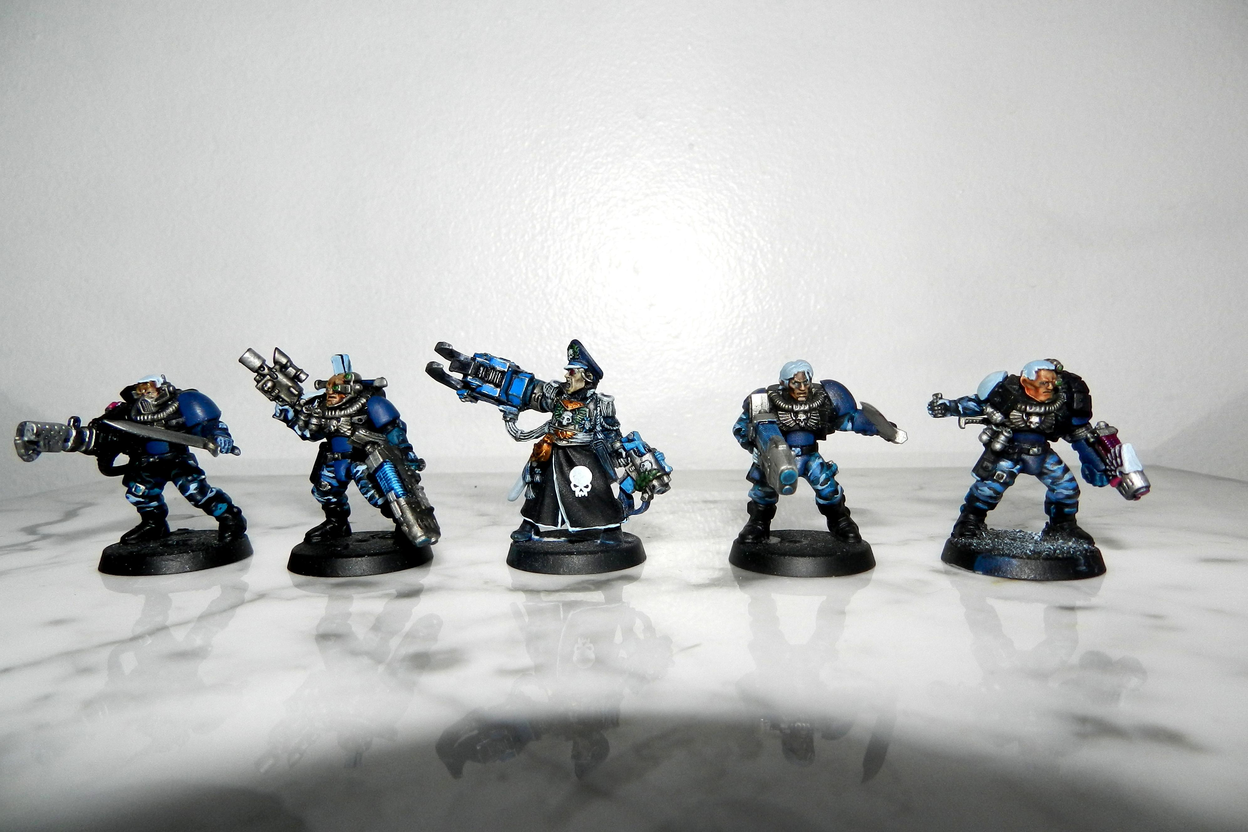 Adeptus Arbites, Bionics, Cadians, Camouflage, Captain, Carapace, Carapace Armour, Ccs, Colonel, Command Squad, Commander, Commissar, Commissar Yarrick, Company Command Squad, Count As, Flamer, Gears Of War, Grenadier, Grenadiers, Guardsmen, Lord Commissar, Medic, Meltagun, Officer, Officers, Plasma Gun, Plasma Pistol, Power Fist, Power Klaw, Scouts, Space Wolves, Storm Bolter, Urban, Urban Camo, Warhammer 40,000, Work In Progress, Yarrick