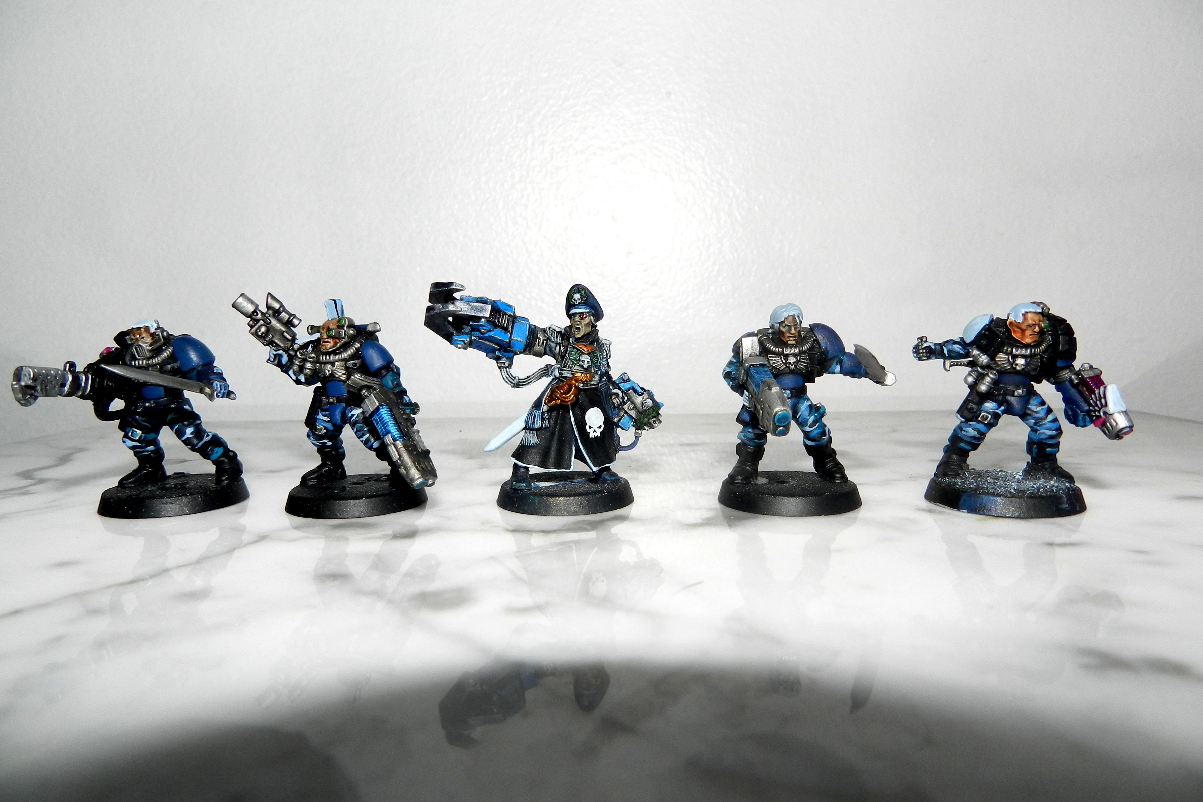 Adeptus Arbites, Armageddon, Bionics, Cadians, Camouflage, Captain, Carapace, Carapace Armour, Ccs, Colonel, Command Squad, Commander, Commissar, Commissar Yarrick, Company Command Squad, Flamer, Gaunt, Gears Of War, Grenadier, Guardsmen, Imperial Guard, Lord Commissar, Medic, Meltagun, Plasma Gun, Power Klaw, Scouts, Space Wolves, Special Character, Storm Bolter, Urban, Urban Camo, Warhammer 40,000, Work In Progress, Yarrick